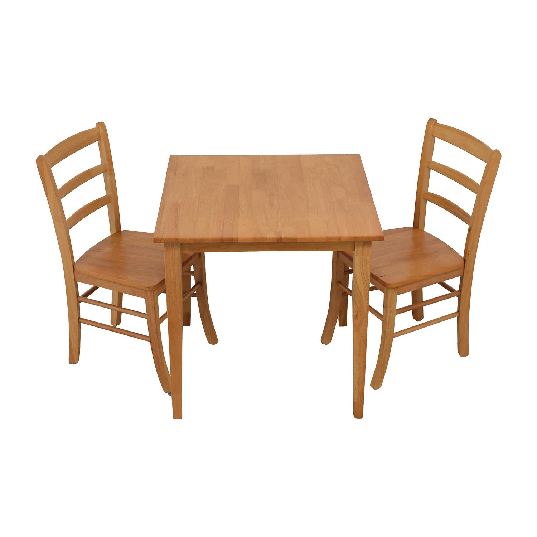 Winsome Winsome Groveland Light Oak Dining Set price