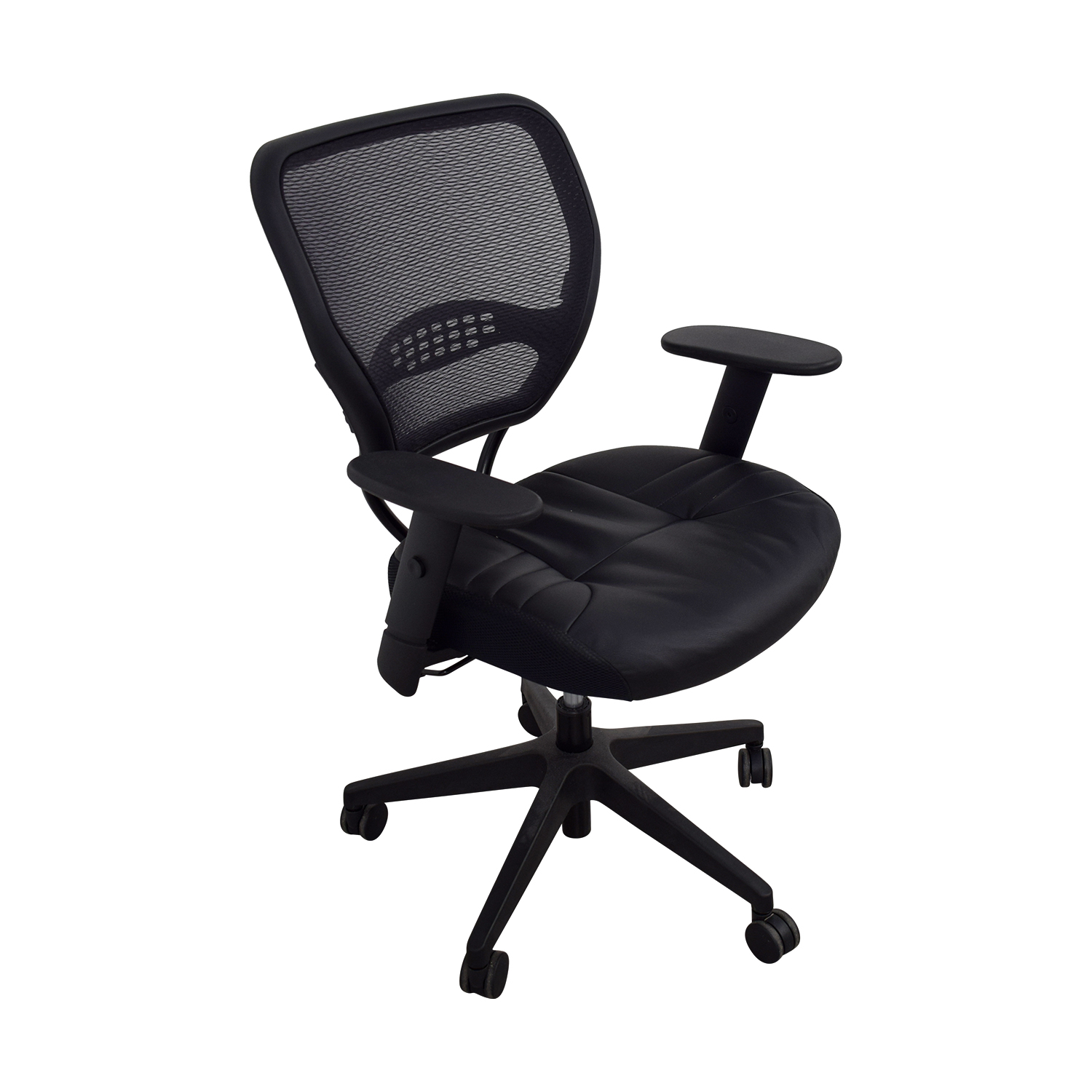 ... Buy Office Star AirGrid Black Office Chair Office Star ...