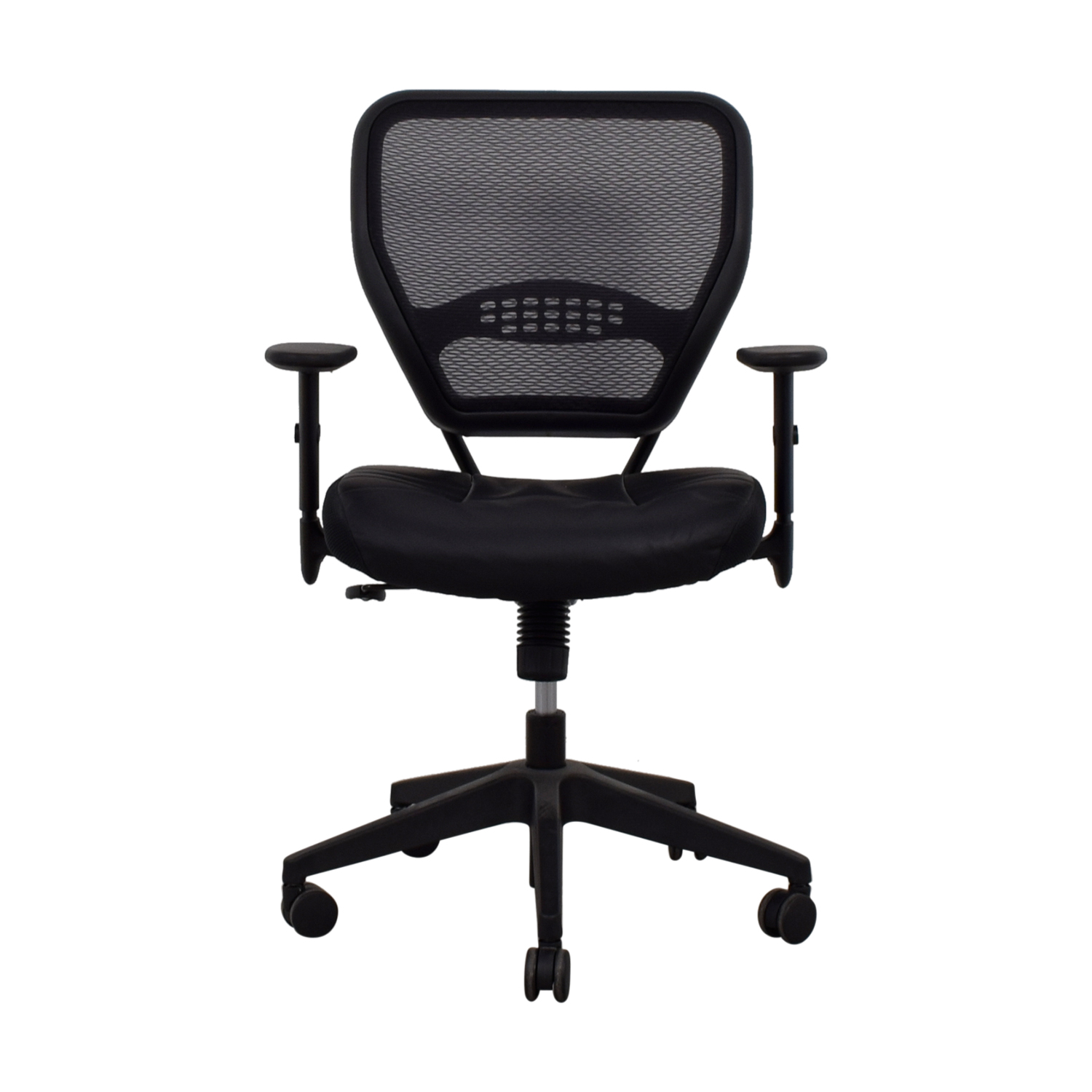 Office Star Office Star AirGrid Black Office Chair Chairs ...