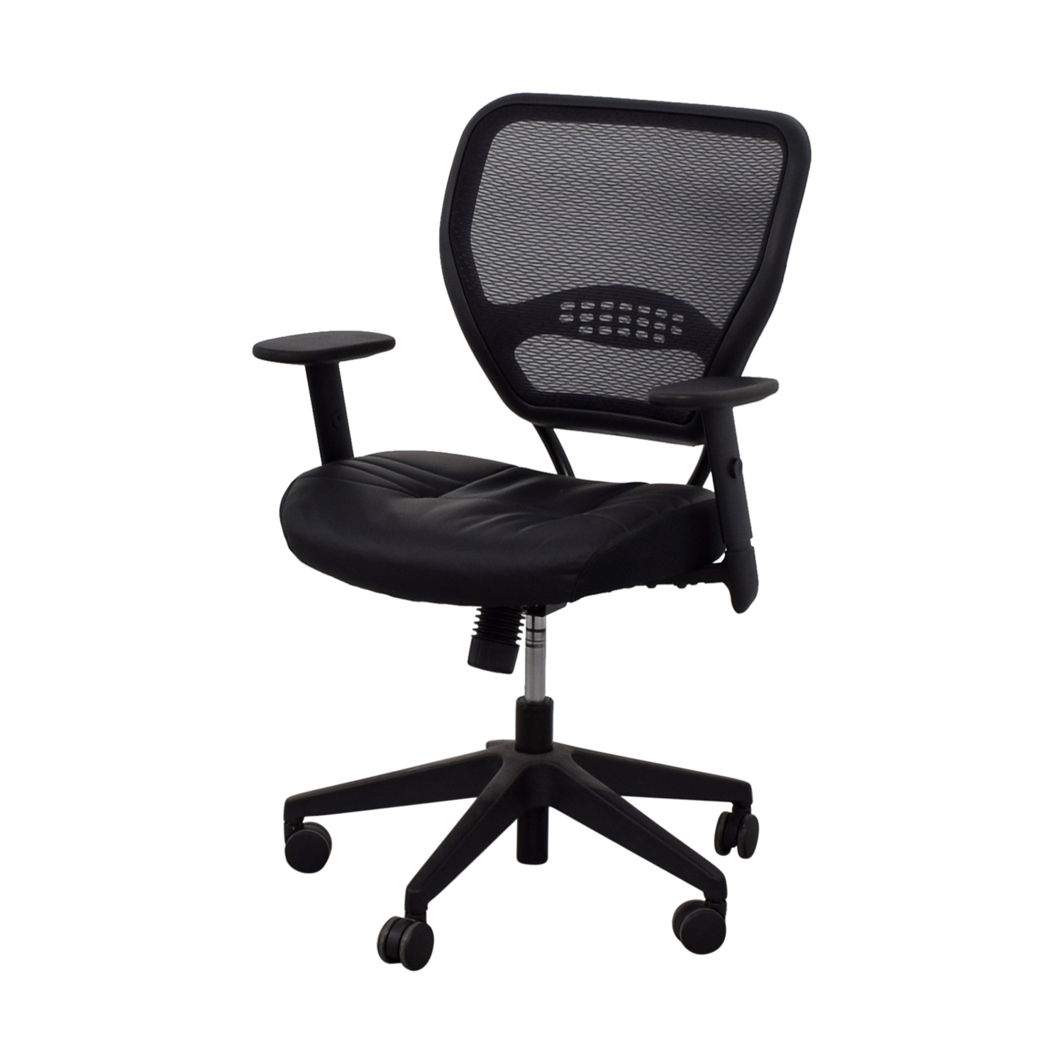 ... Office Star Office Star AirGrid Black Office Chair Nyc ...