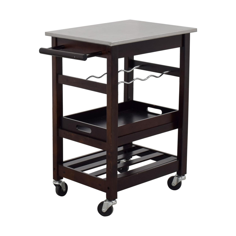 Kitchen Bar Cart Tables