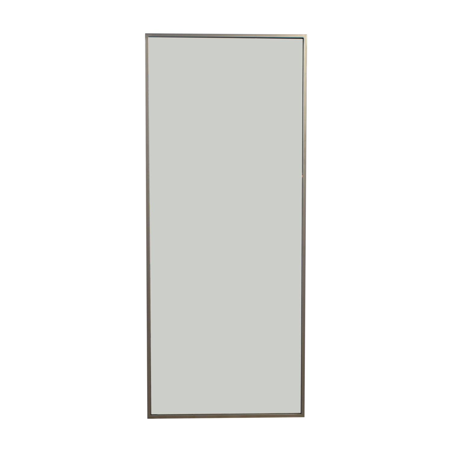 shop West Elm West Elm Metal Floor Mirror online