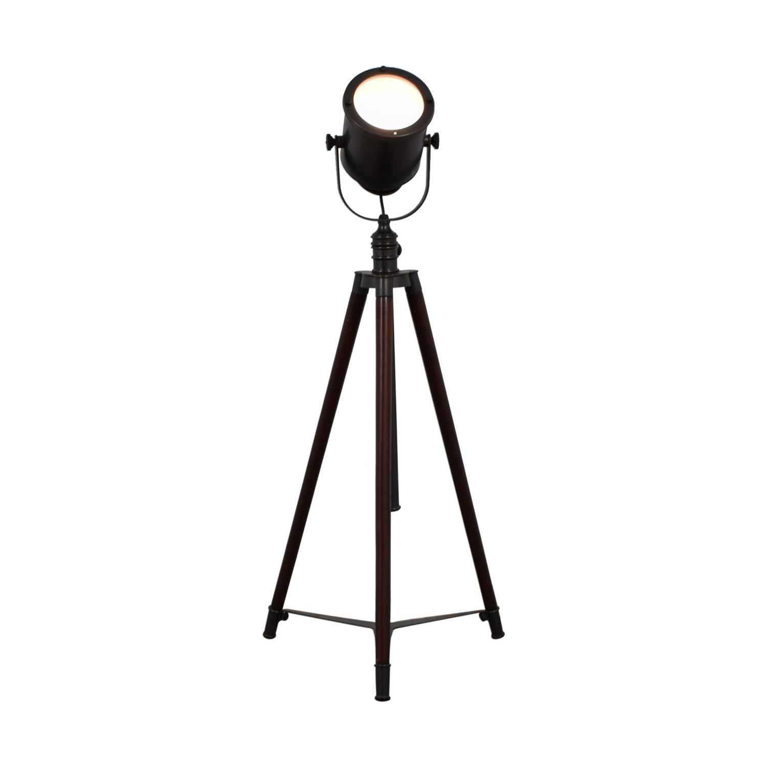 Pottery Barn Pottery Barn Spotlight Tripod Floor Lamp coupon