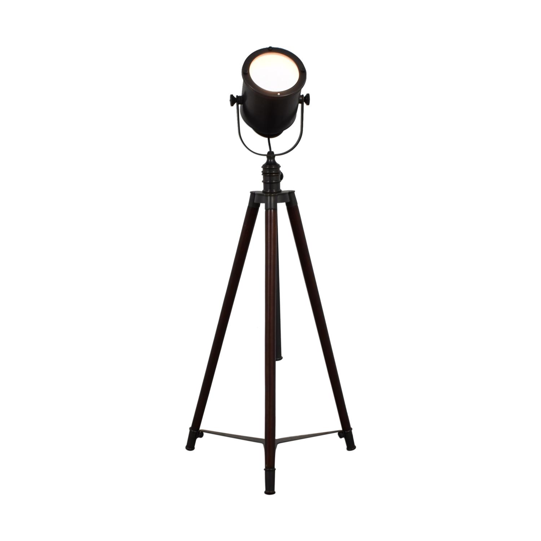 Pottery Barn Pottery Barn Spotlight Tripod Floor Lamp nyc