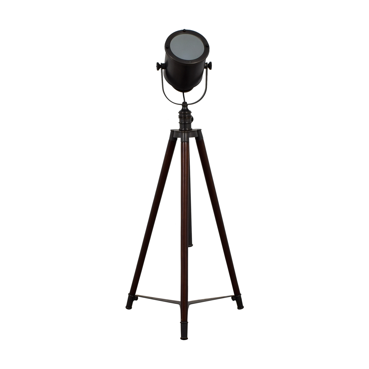 Pottery Barn Spotlight Tripod Floor Lamp sale