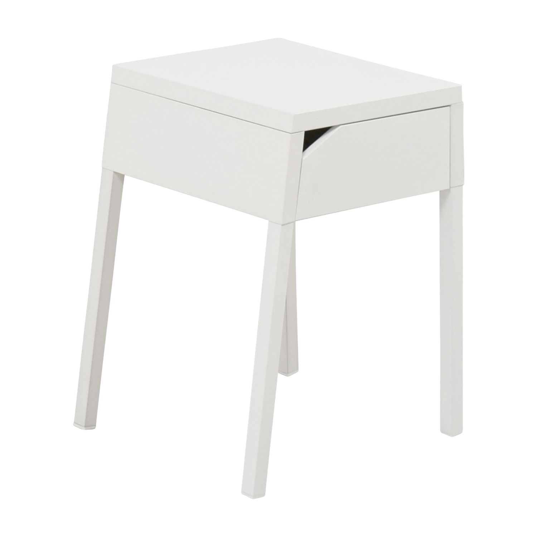 Ordinaire ... IKEA IKEA White Nightstand End Tables ...