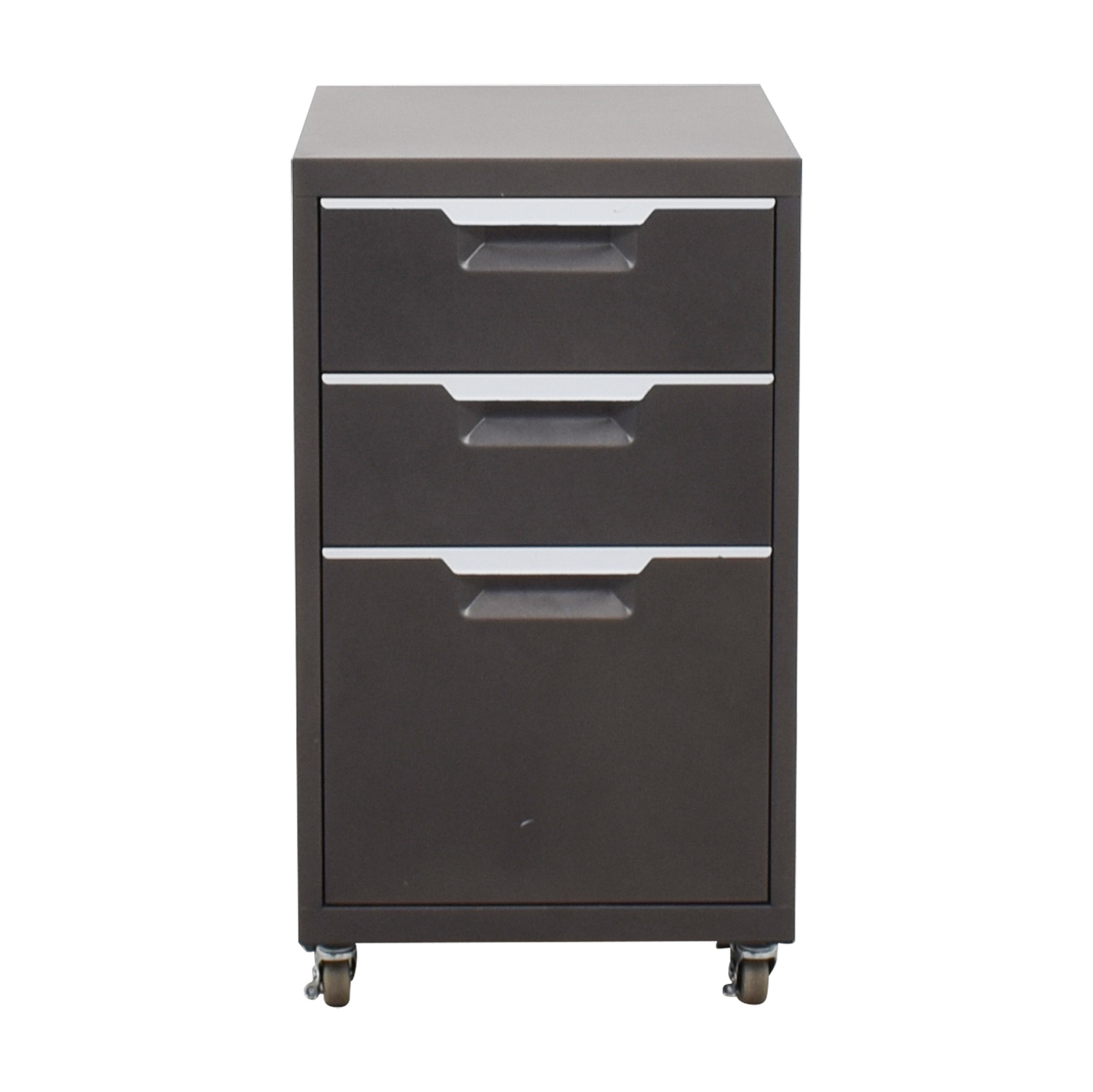 Cb2 File Cabinet Second Hand
