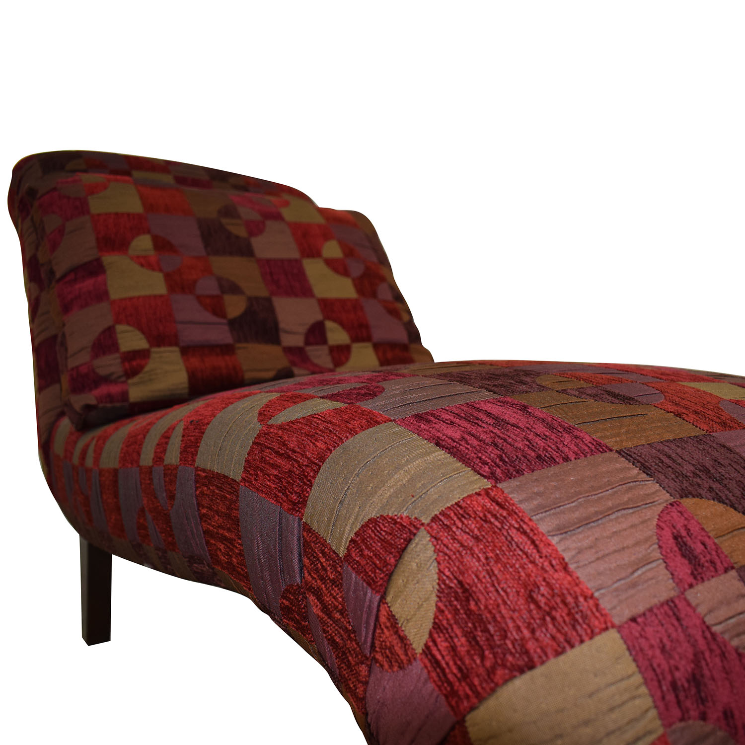 48 Off Z Gallerie Z Gallerie Multi Colored Chaise