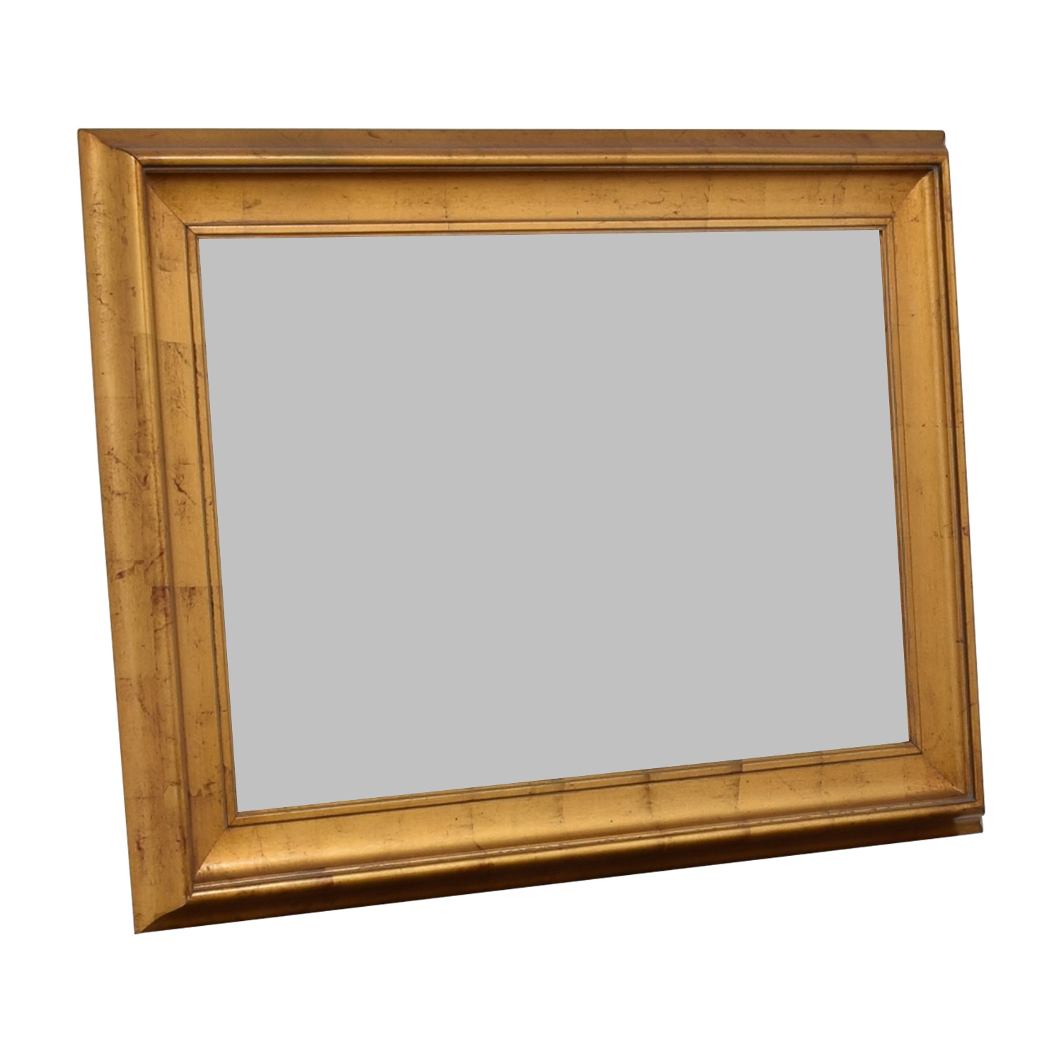 buy Wood Framed Wall Mirror  Decor