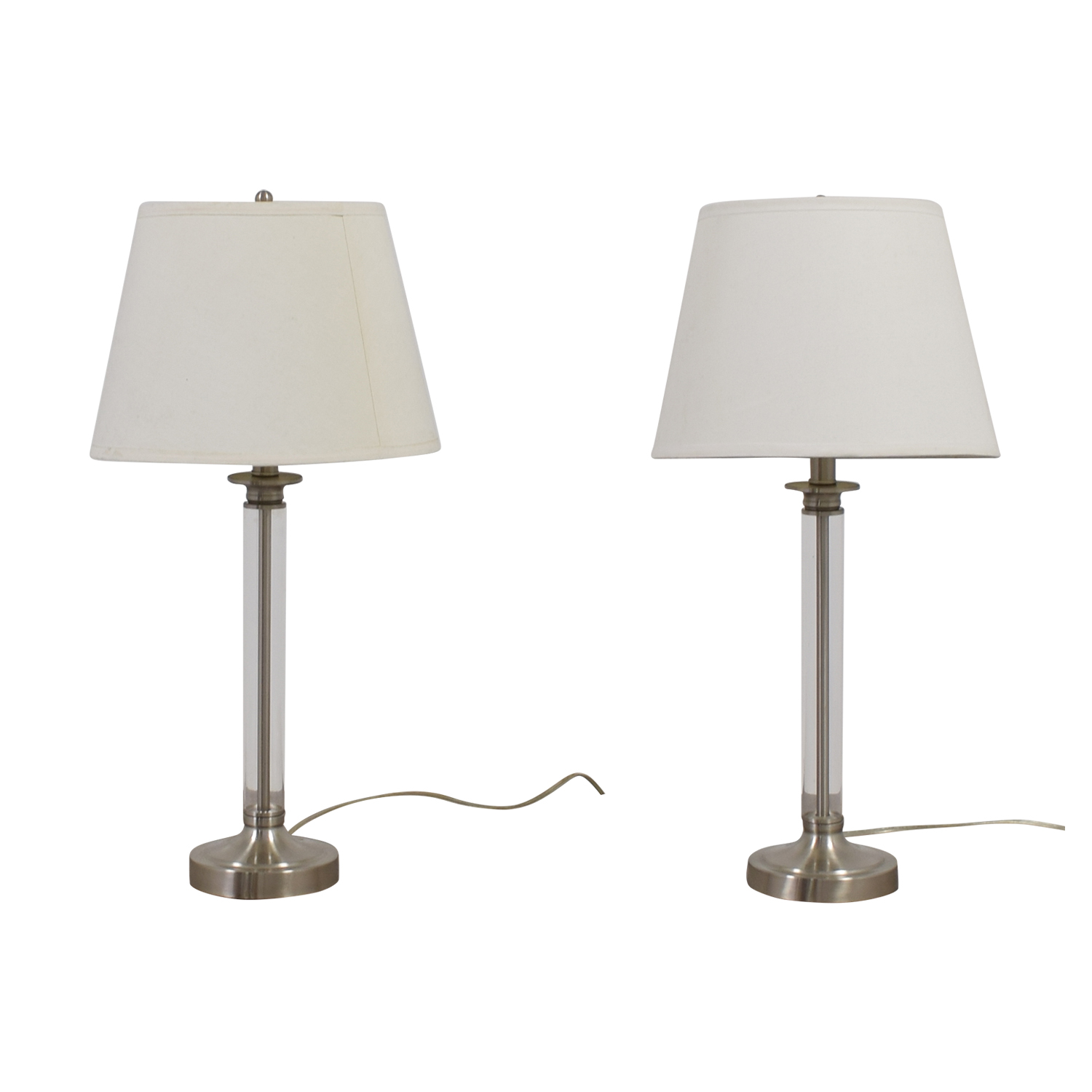62% OFF - Bed Bath & Beyond Bed Bath & Beyond End Table Lamps / Decor