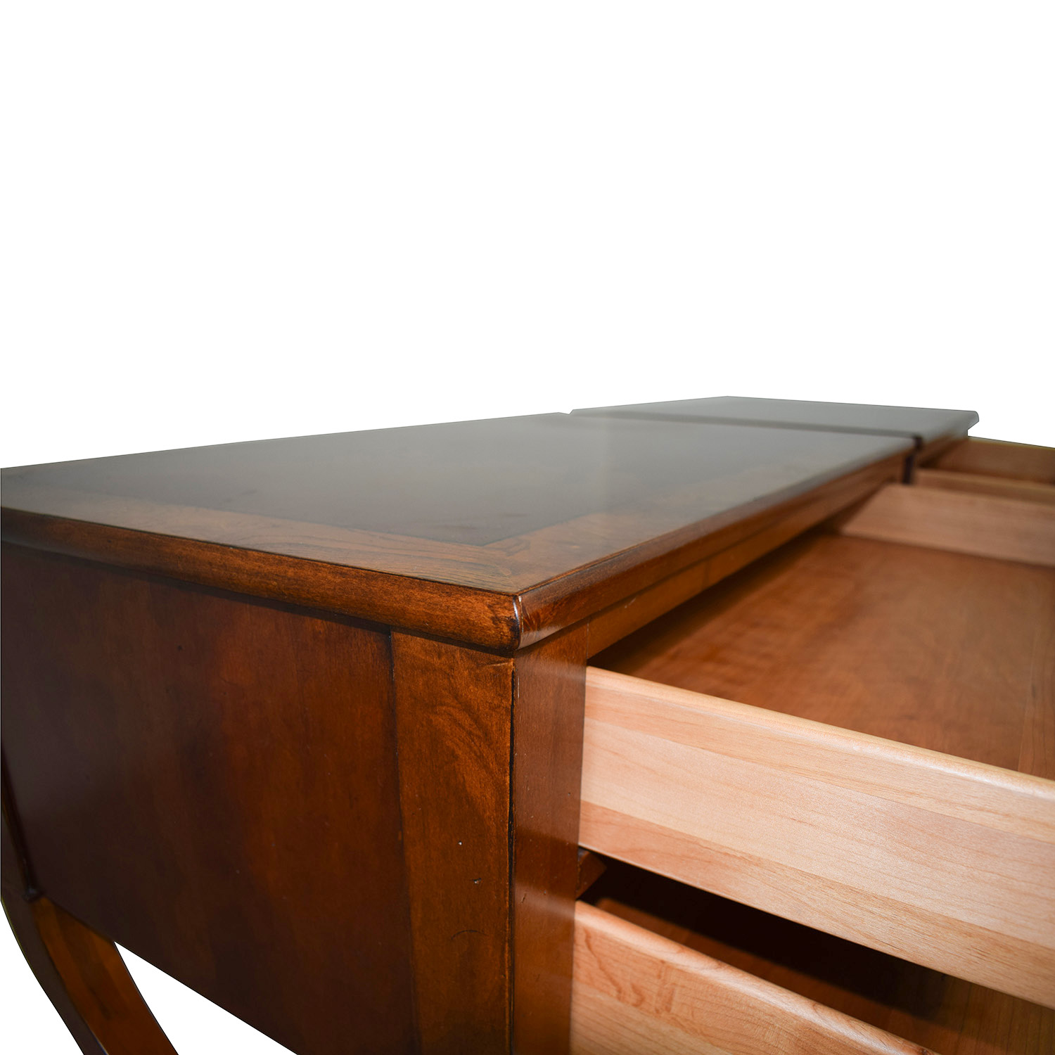Ethan Allen Ethan Allen Connolly Two-Drawer Night Tables for sale