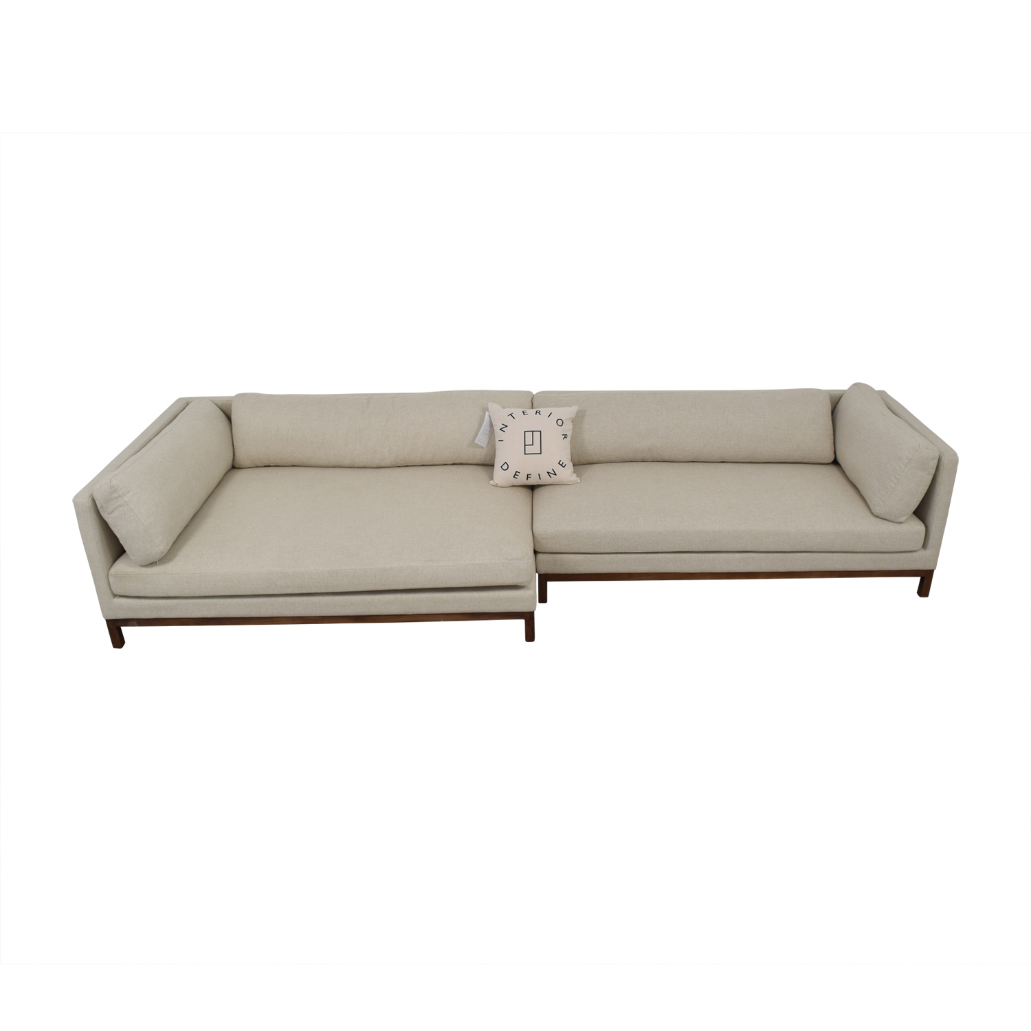 Jasper Left Chaise Sectional price