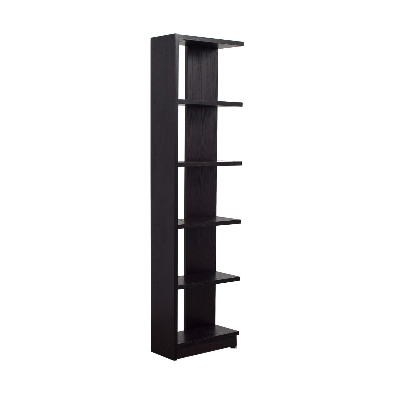 Crate & Barrel Crate & Barrel Asymmetric Bookcase nyc