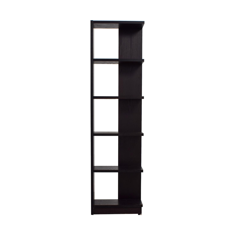 Crate & Barrel Crate & Barrel Asymmetric Bookcase discount