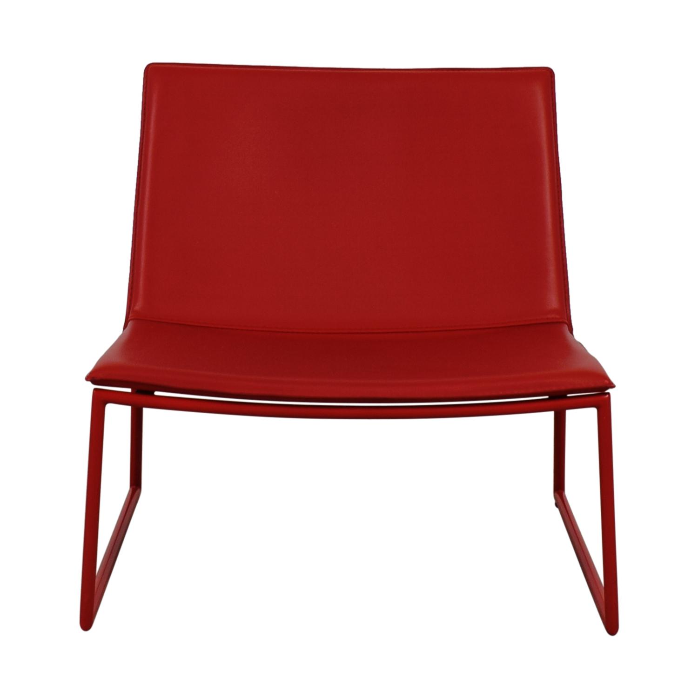 Charmant 79% OFF   CB2 CB2 Triumph Lounge Chair / Chairs