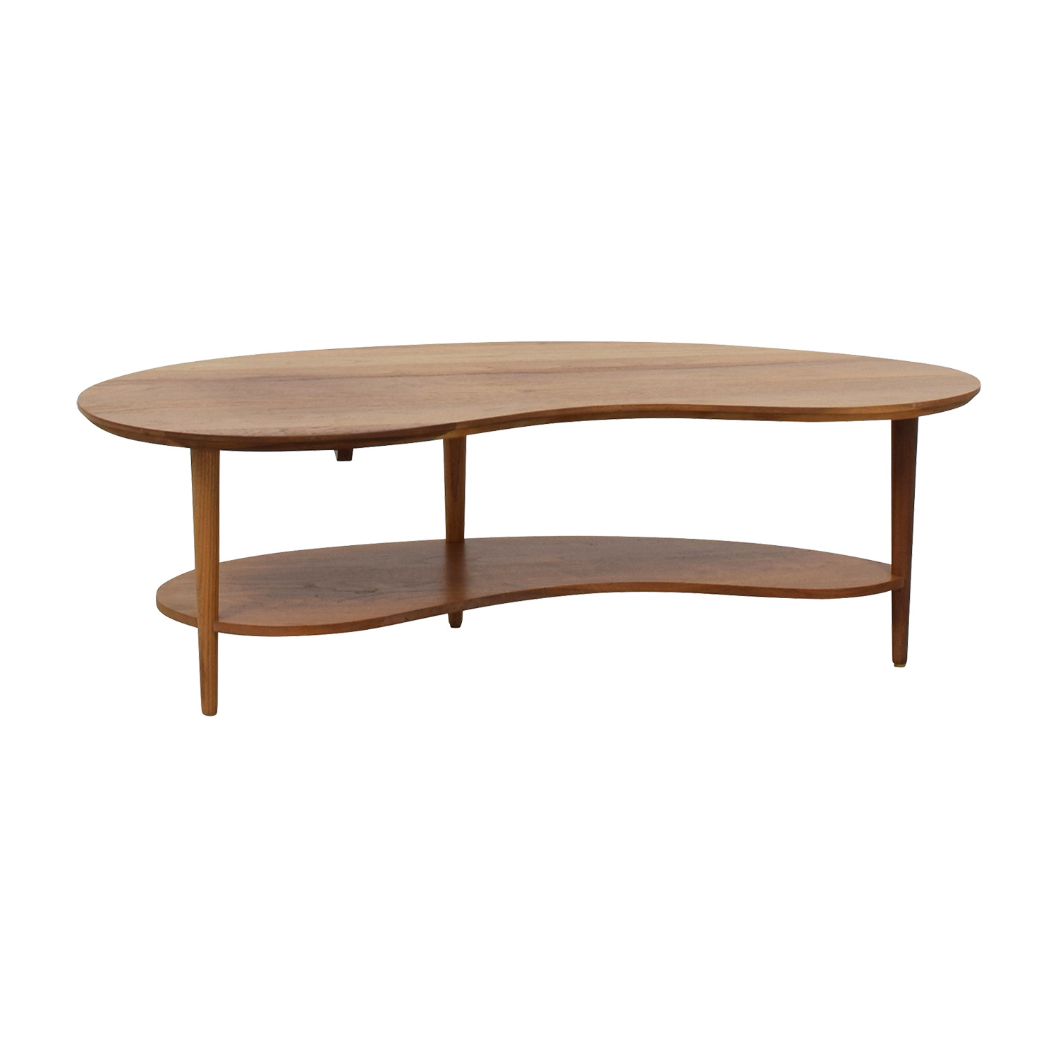 Room & Board Room & Board Stafford Cherry Wood Coffee Table price