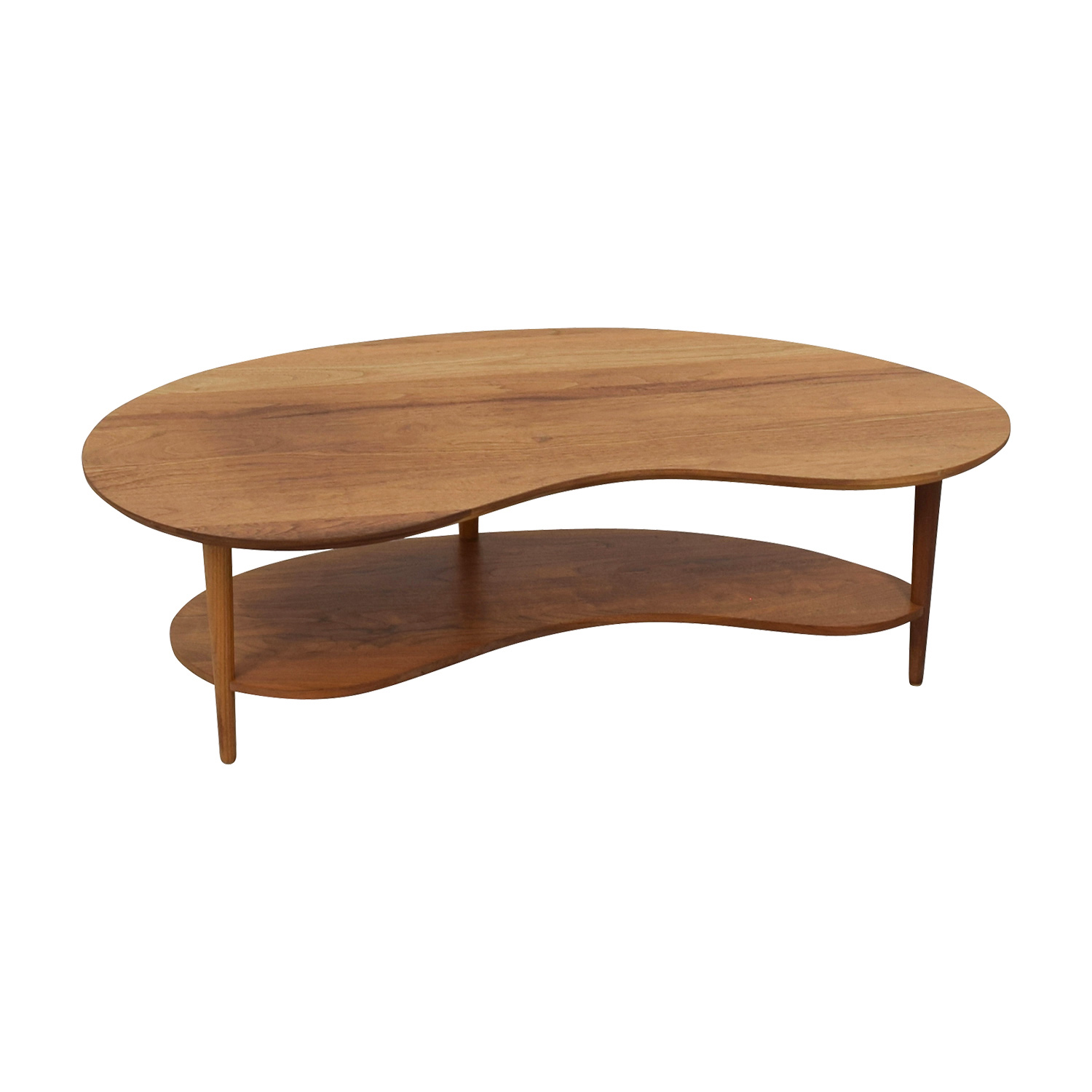Shop room board room board stafford cherry wood coffee table