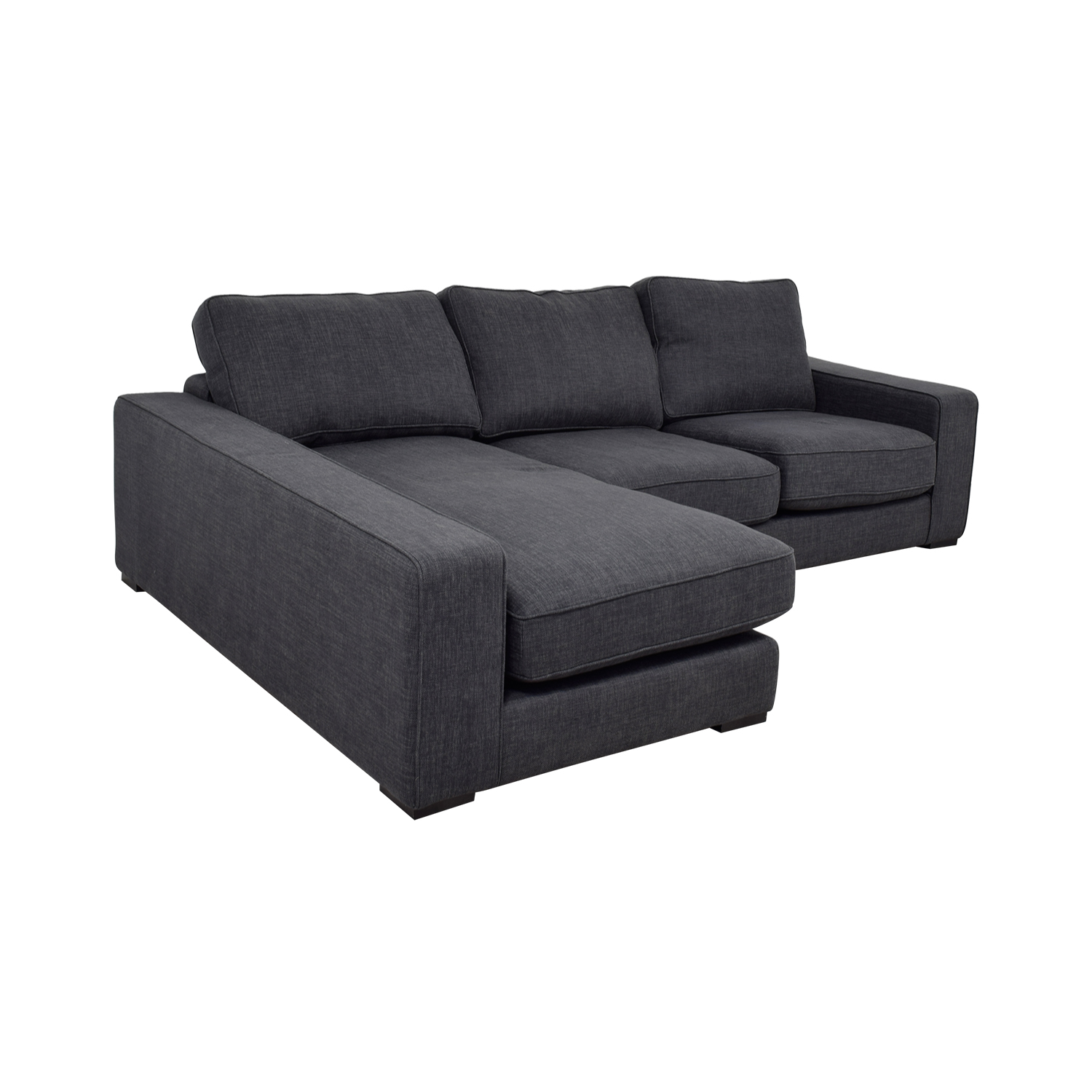 Ainsley	Pebble Weave Left Chaise Sectional price