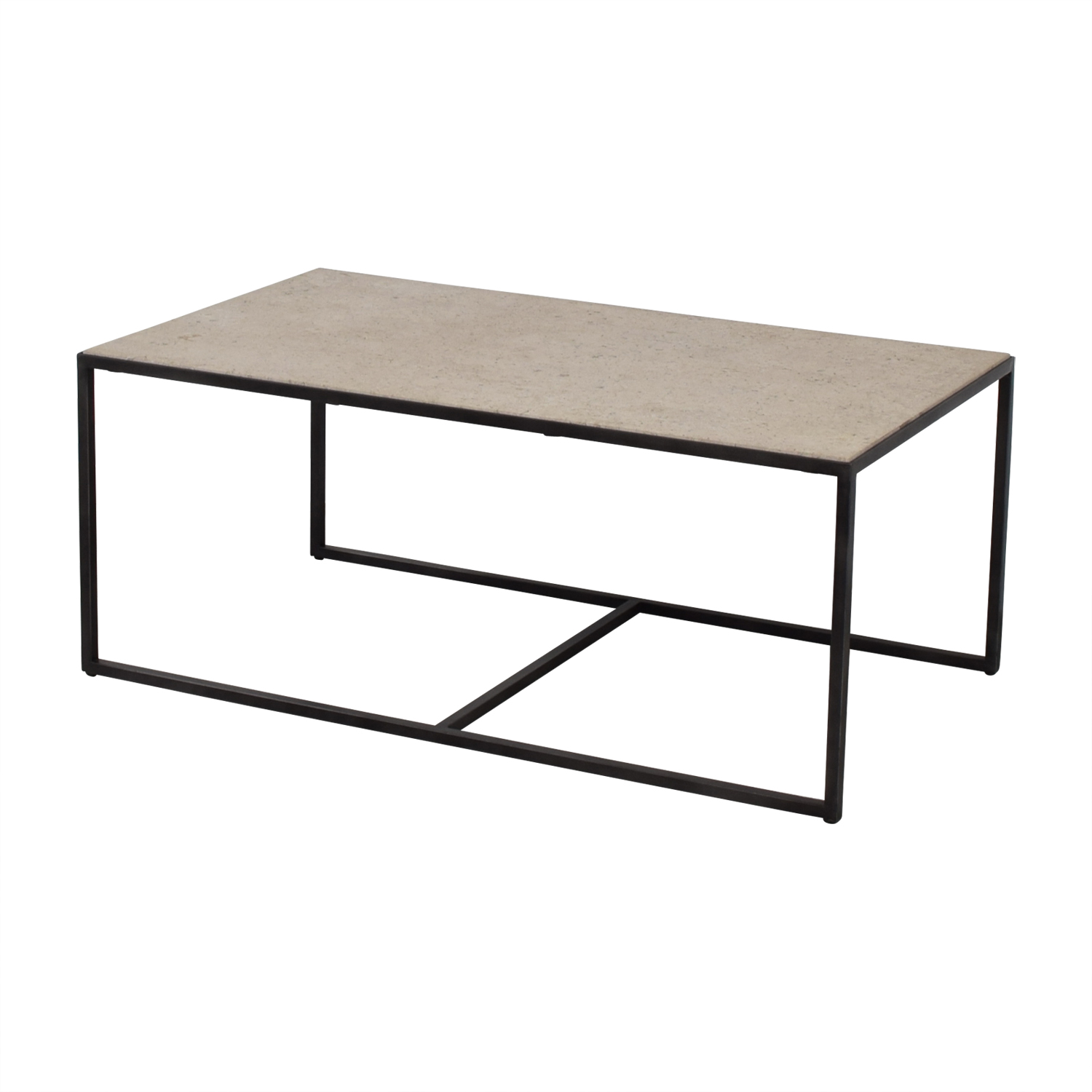 Industrial Coffee Table used