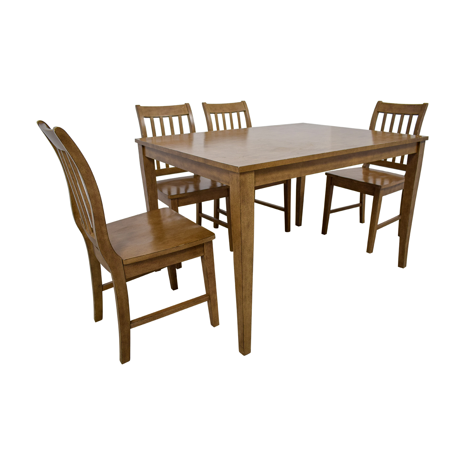 Target Target Brown Kitchen Table Set / Tables