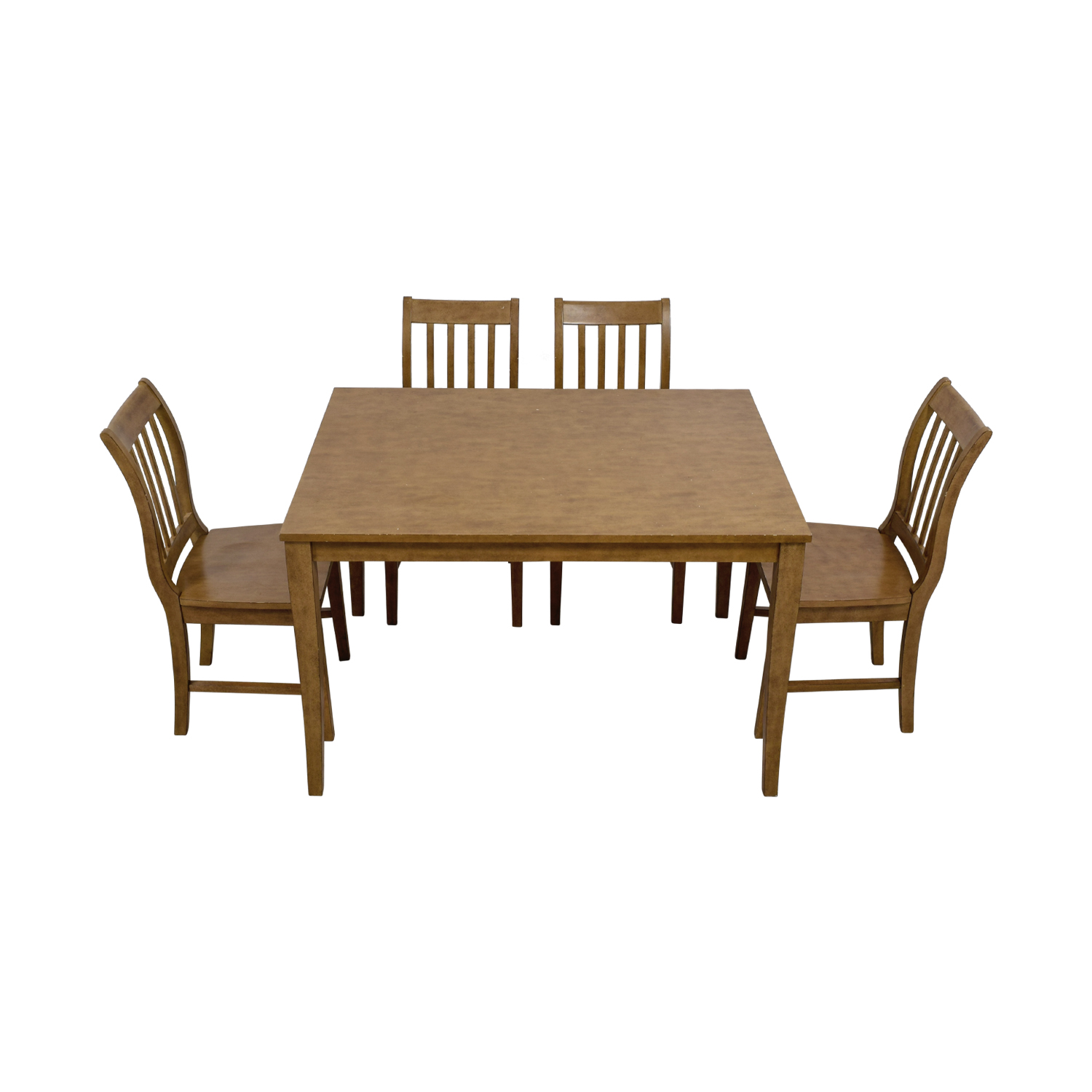 Target Brown Kitchen Table Set / Tables