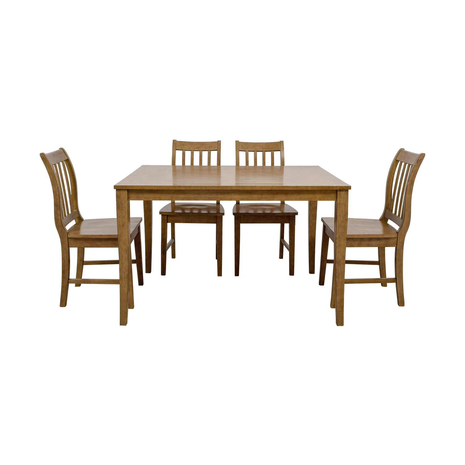 56% OFF - Target Target Brown Kitchen Table Set / Tables