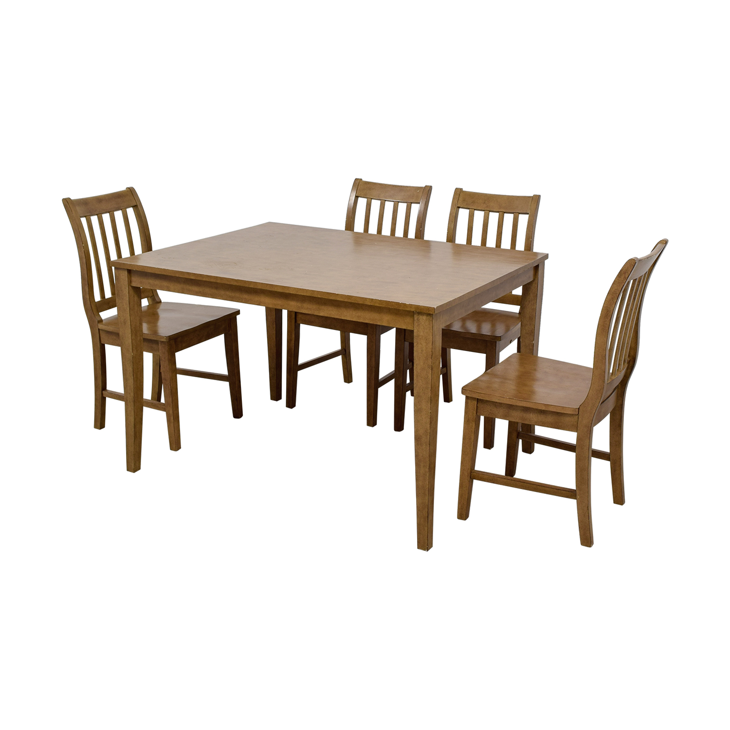 Target Target Brown Kitchen Table Set