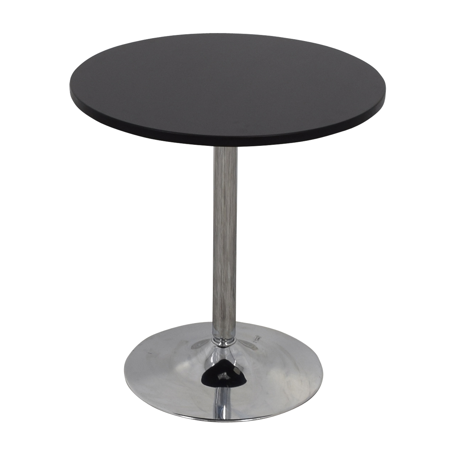Pedestal Accent Table used