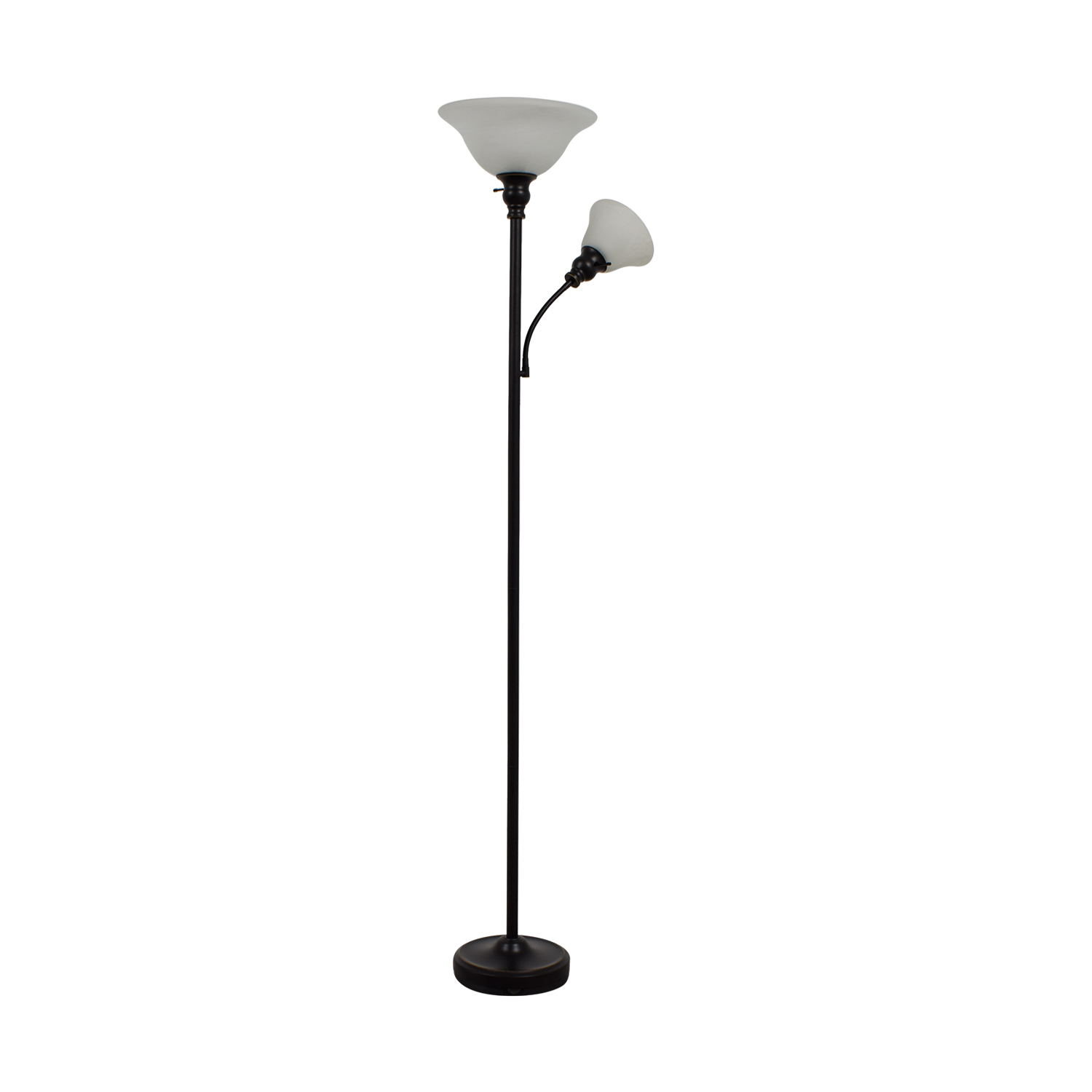 shop Dual Bulb Floor Lamp