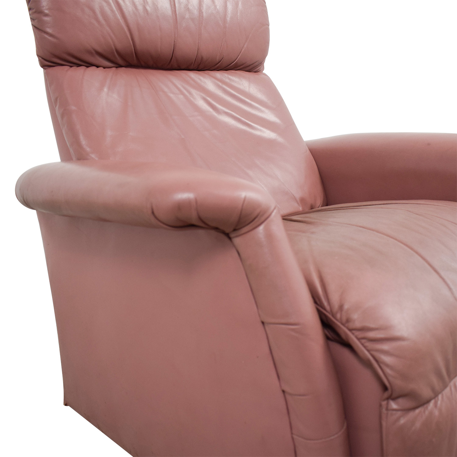 shop  Salmon Leather Recliner online