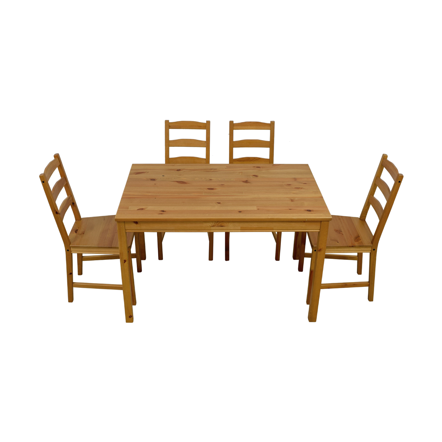 IKEA IKEA Natural Dining Set second hand