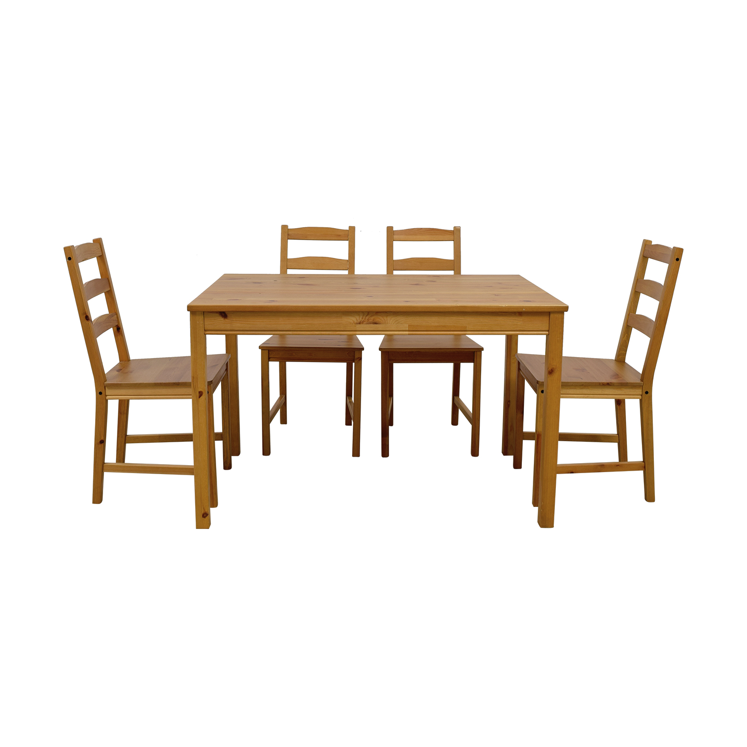buy IKEA Natural Dining Set IKEA