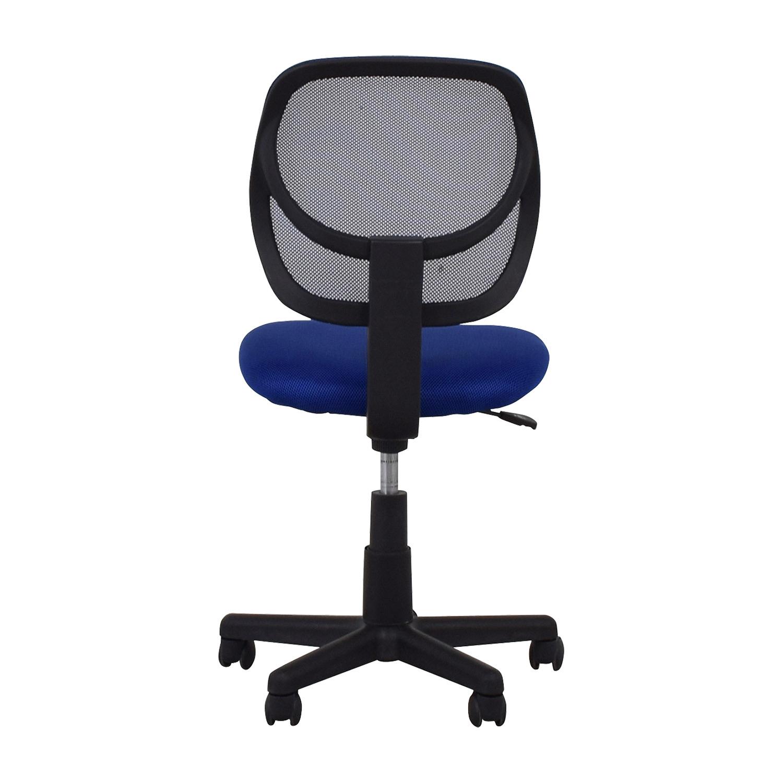 shop Blue Office Chair  Sofas