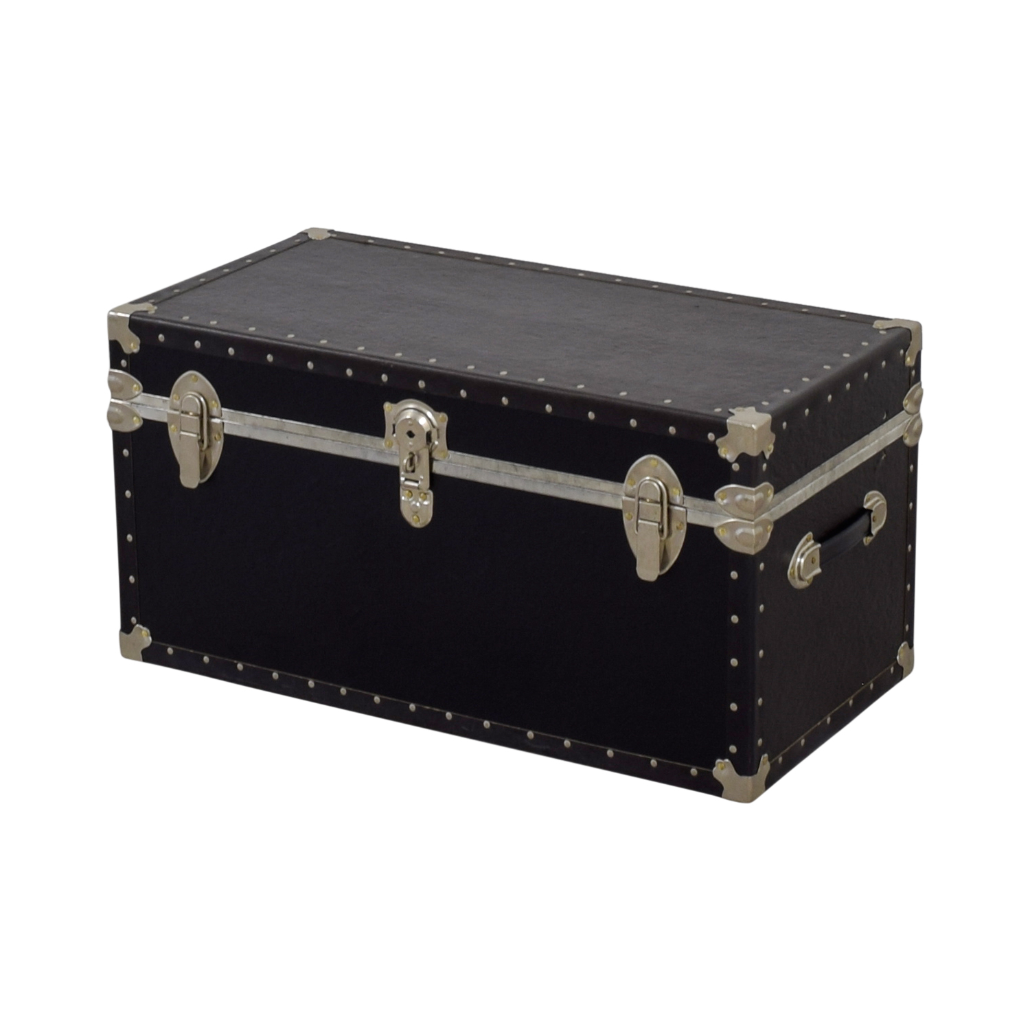 Black & Metal Trunk dimensions