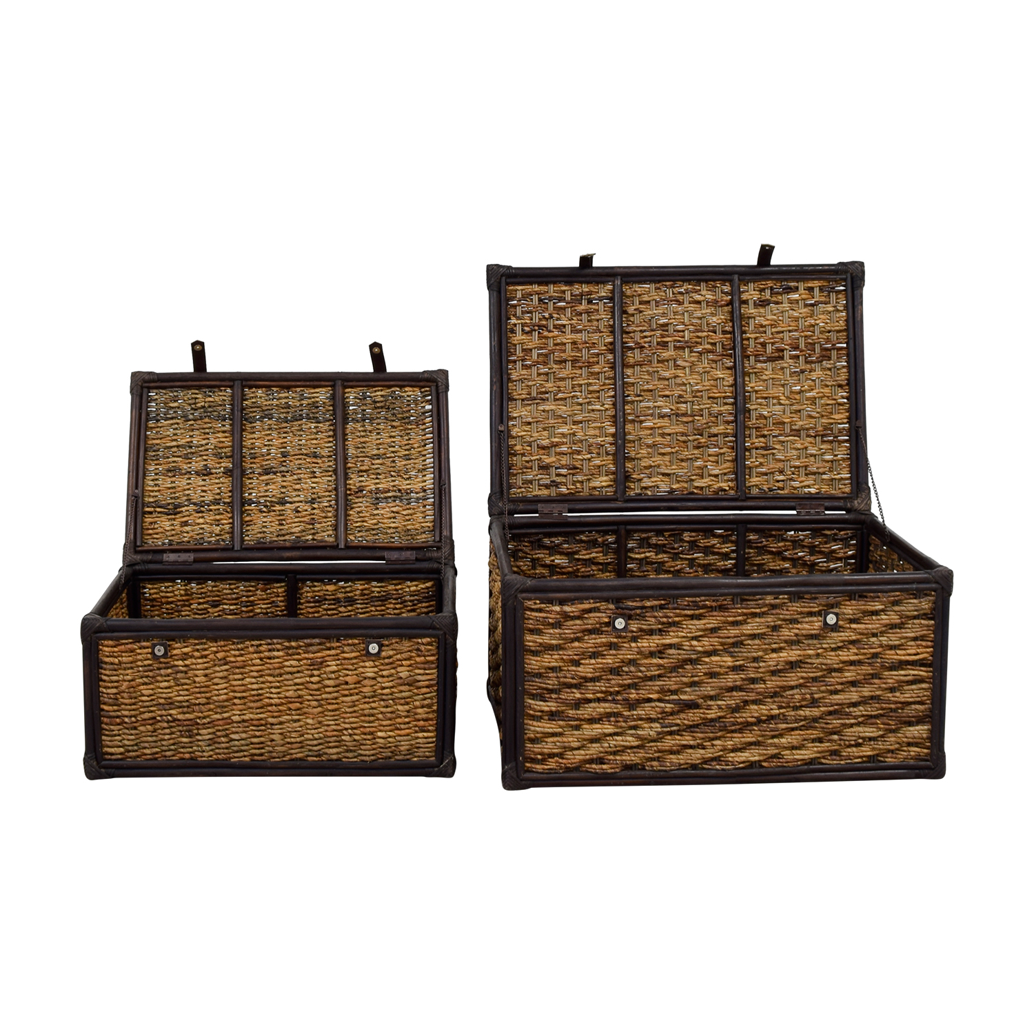 Ralph Lauren Ralph Lauren Wicker Baskets