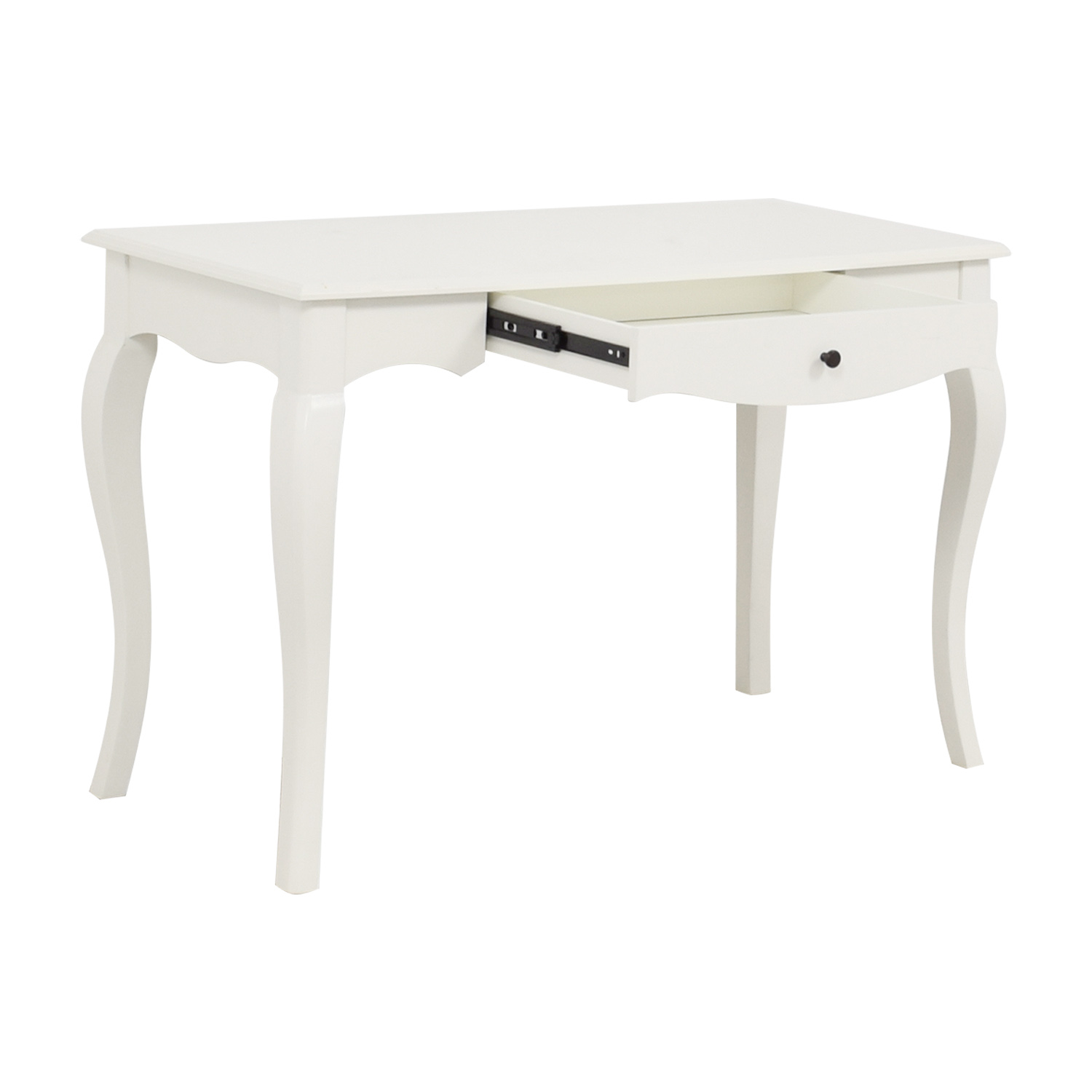 ... Pier 1 Pier 1 Toscana Snow White Desk On Sale ...
