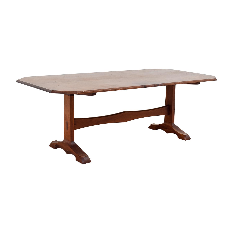 Custom Wood Dining Table