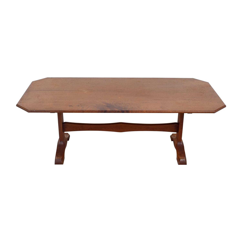 Custom Wood Dining Table sale