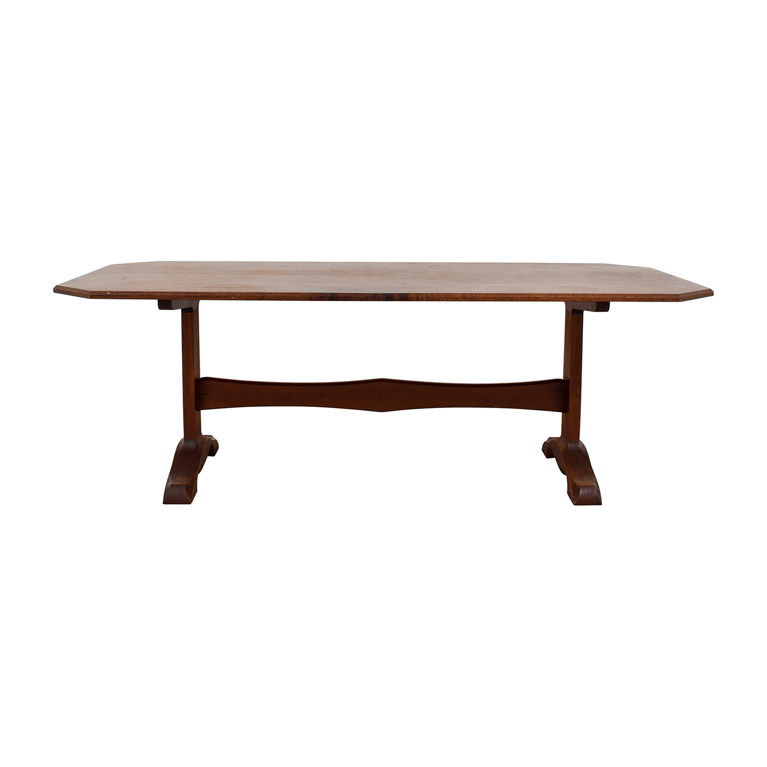 Custom Wood Dining Table second hand