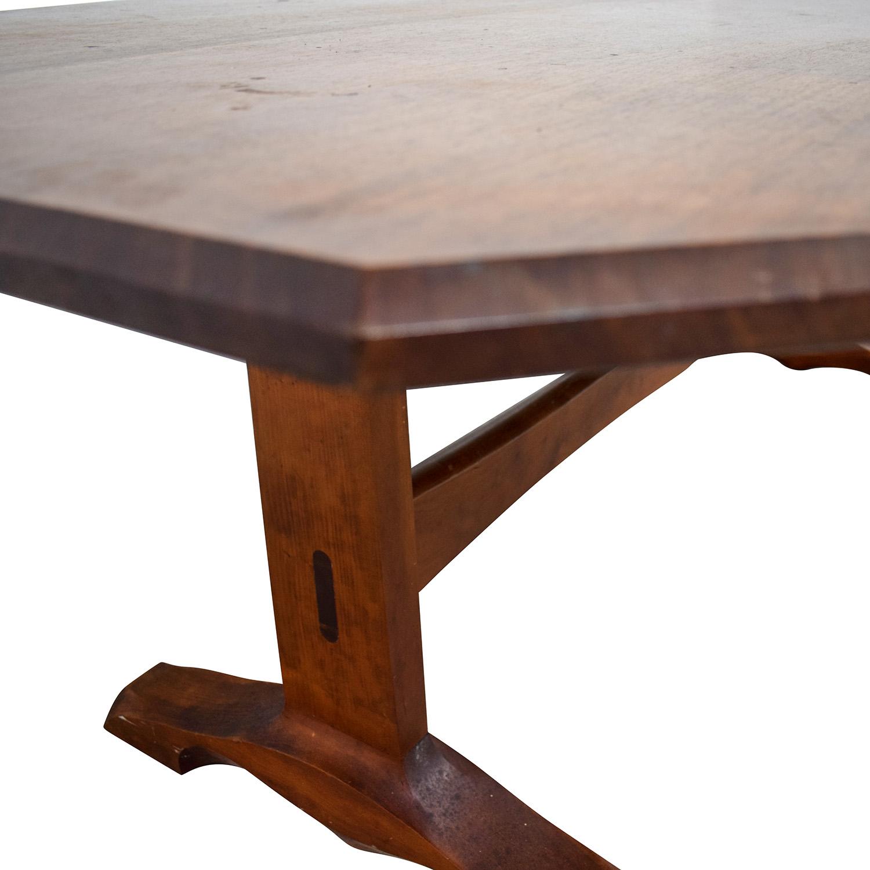 Custom Wood Dining Table / Dinner Tables