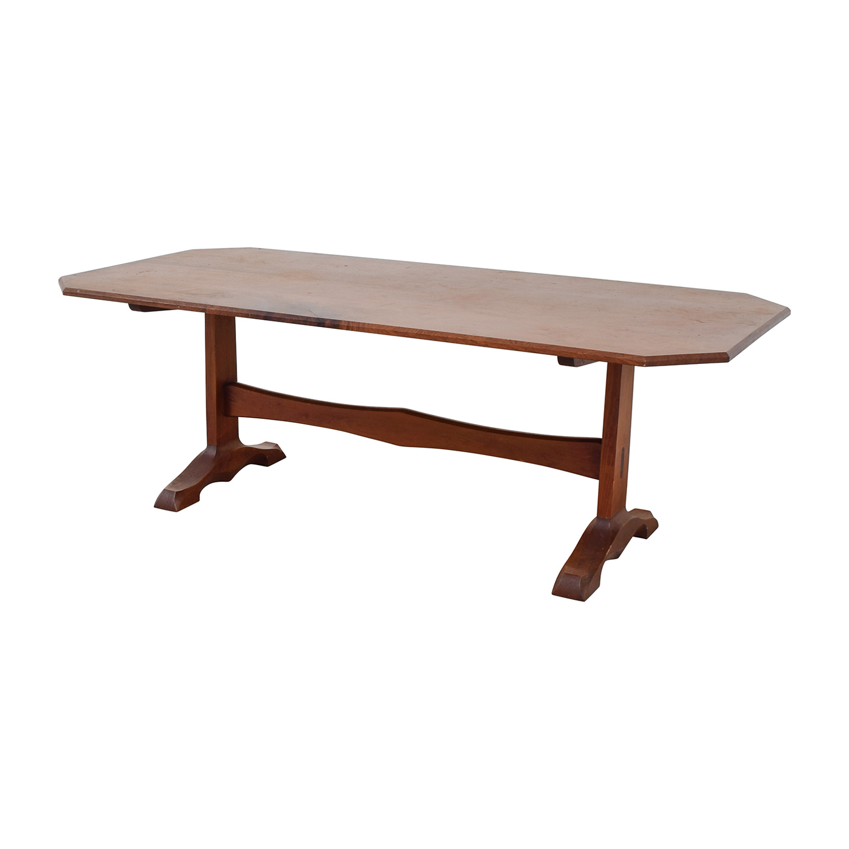 Custom Wood Dining Table on sale