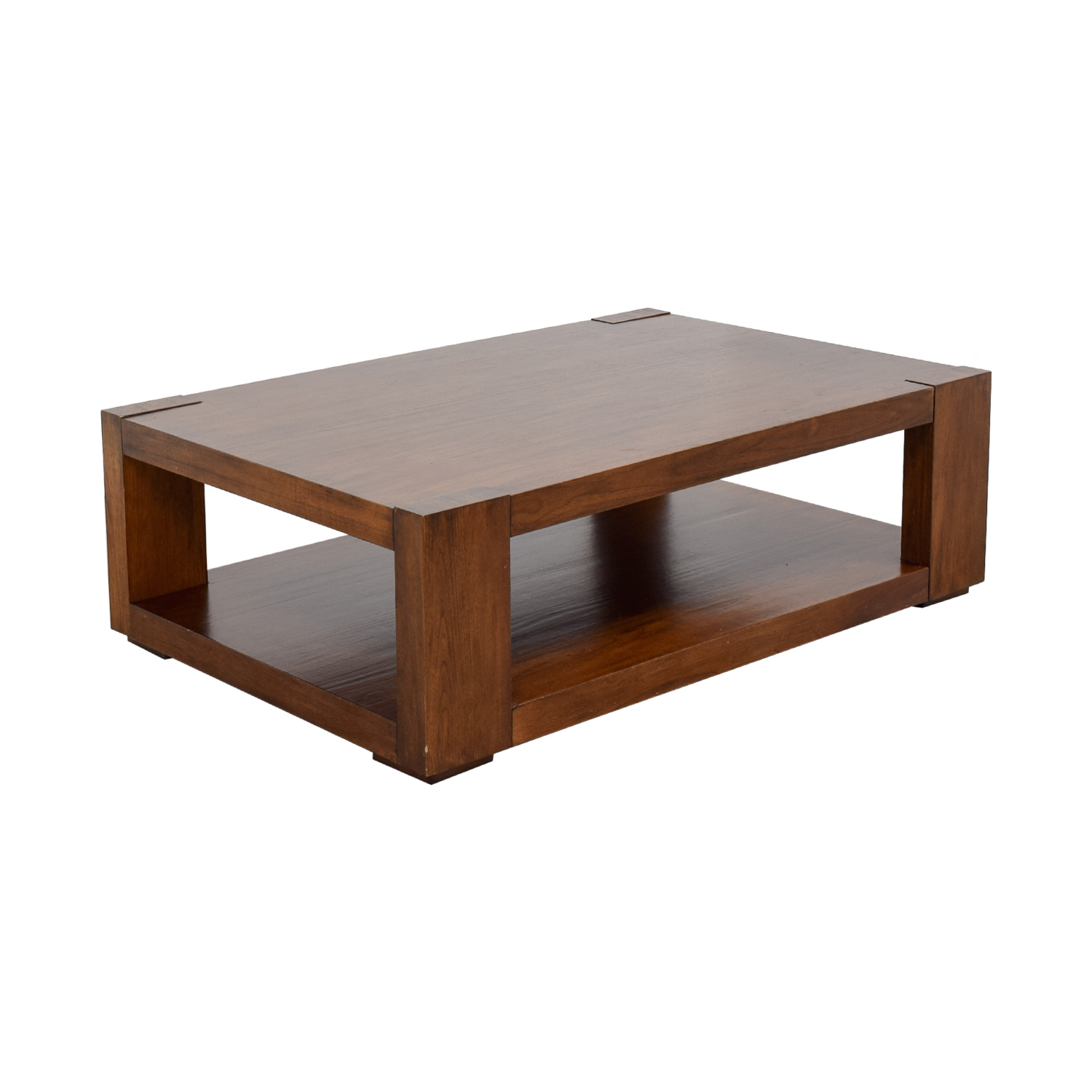 Crate & Barrel Lodge Coffee Table / Tables
