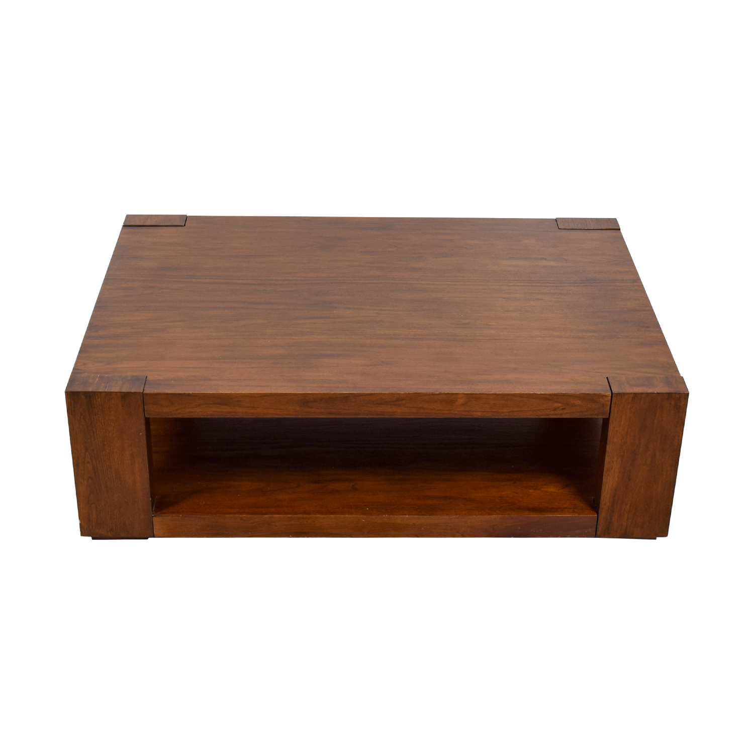 Crate & Barrel Crate & Barrel Lodge Coffee Table used