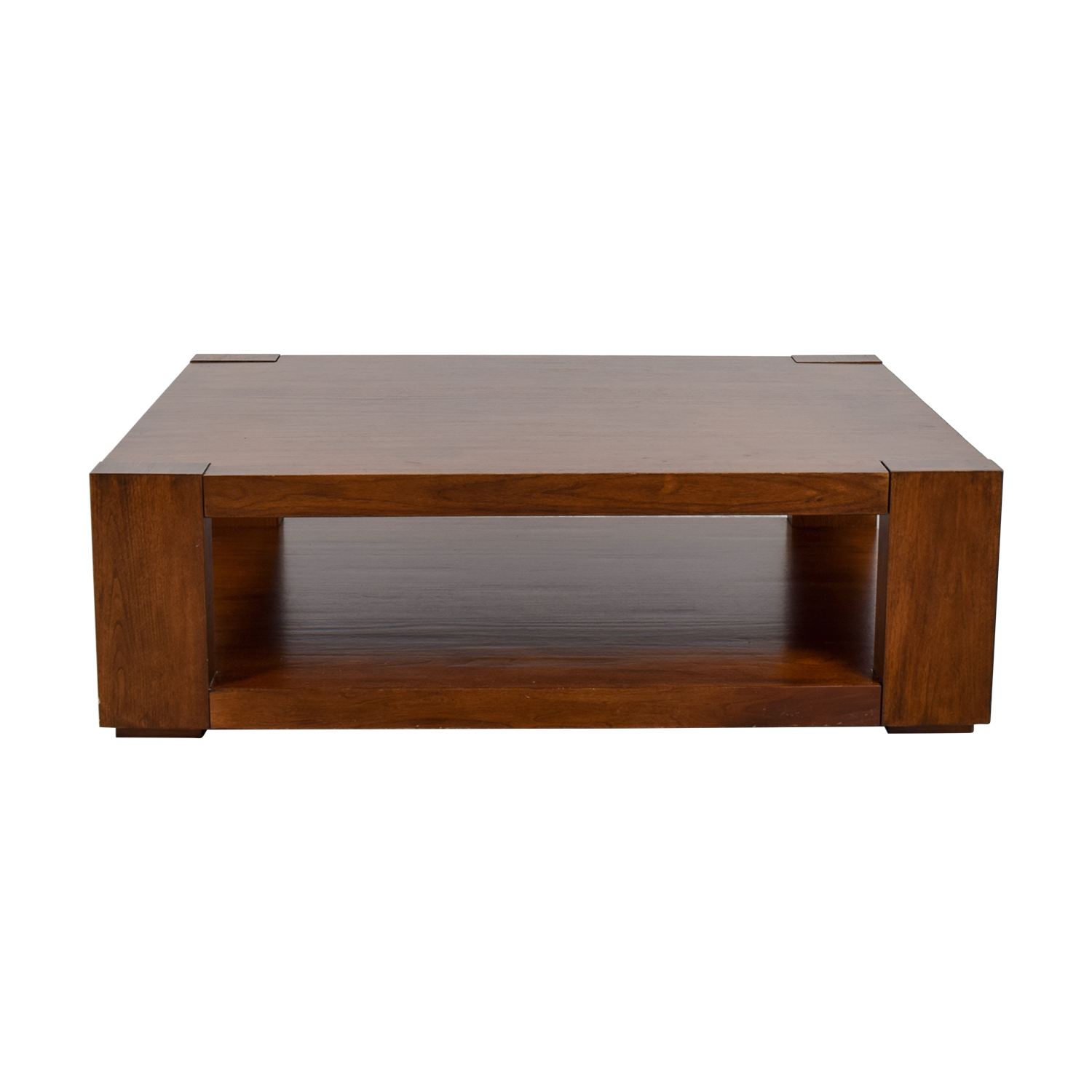 buy Crate & Barrel Lodge Coffee Table Crate & Barrel