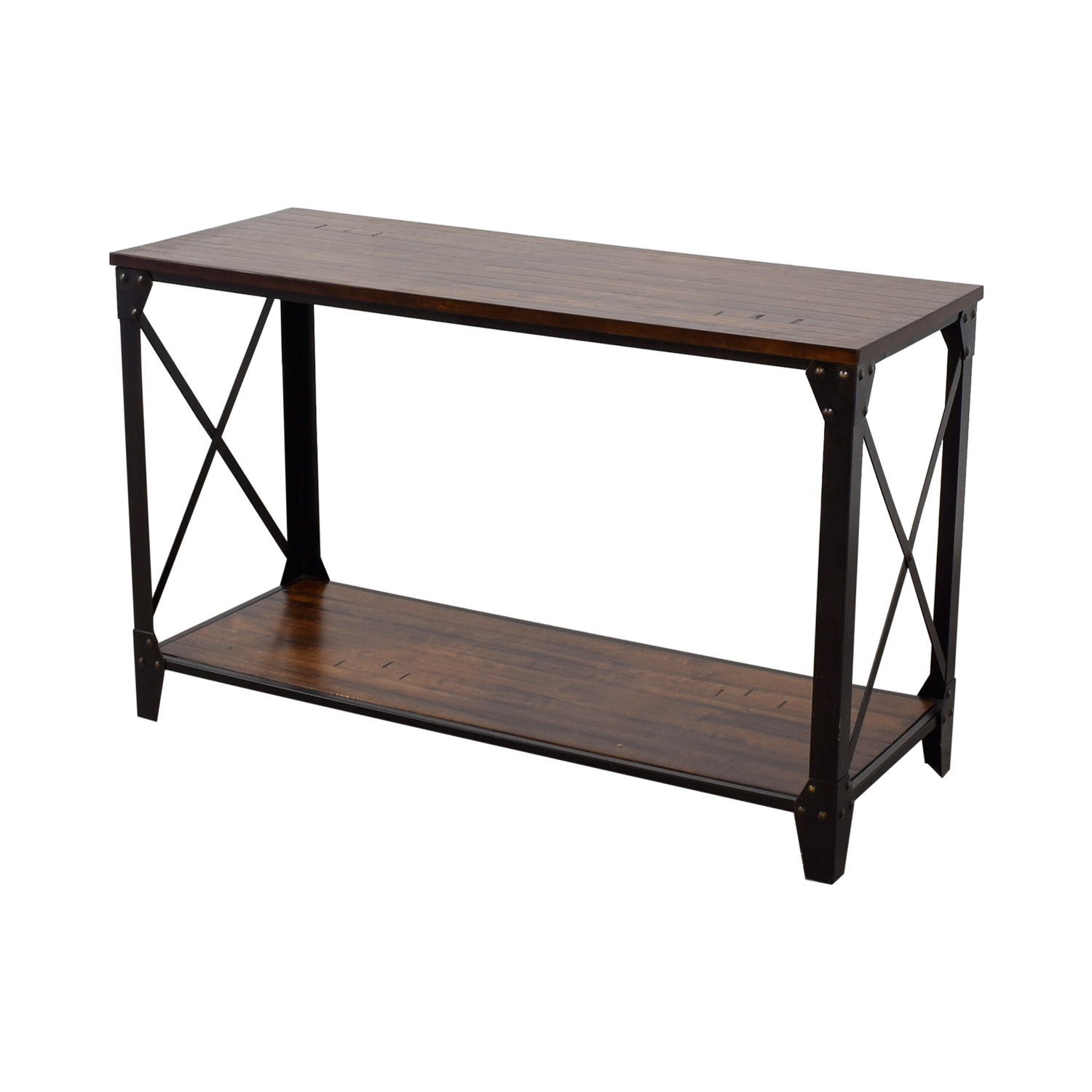 Coffee Tables Buy Metal Rustic Wooden Console Tables