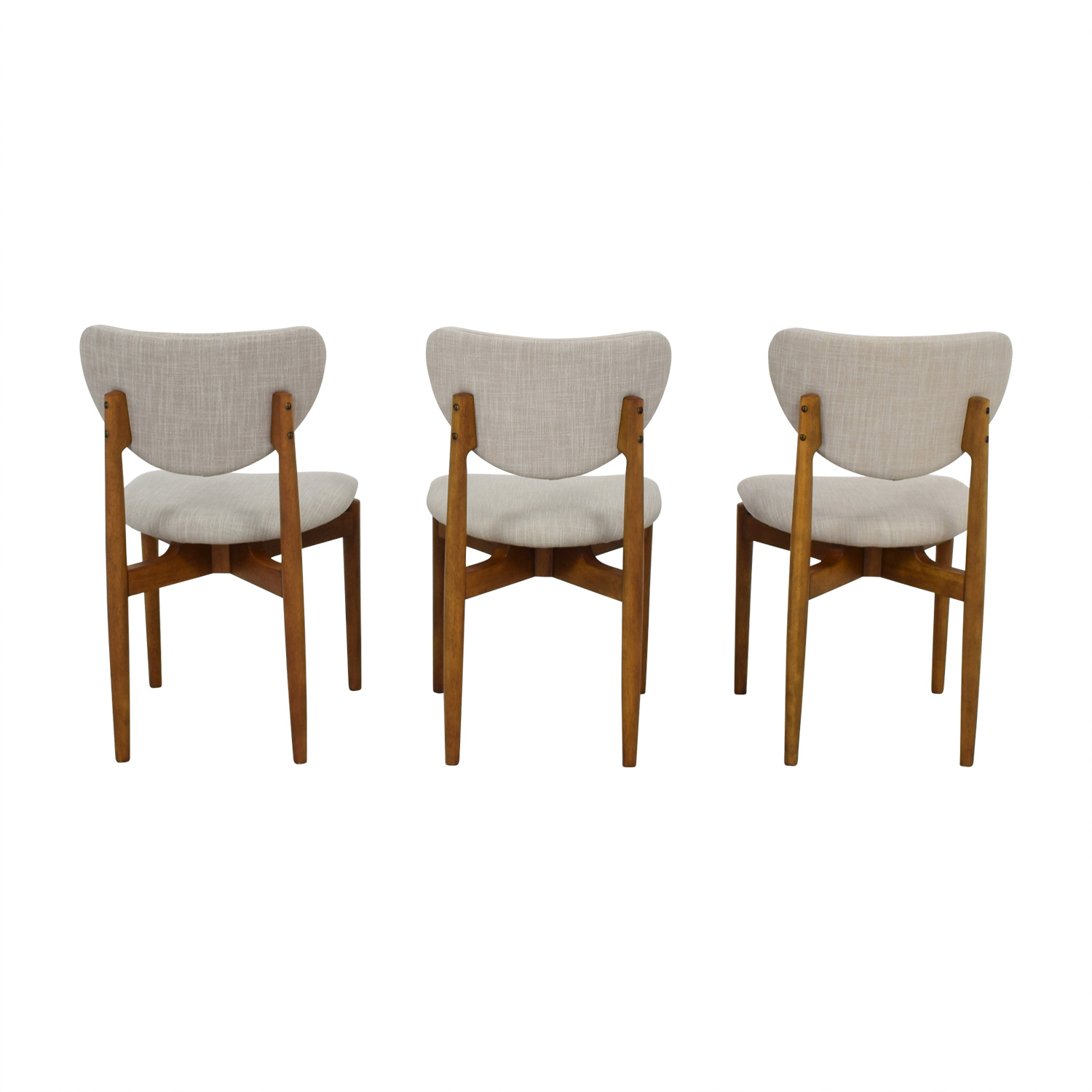 West Elm West Elm Dane Side Chairs dimensions