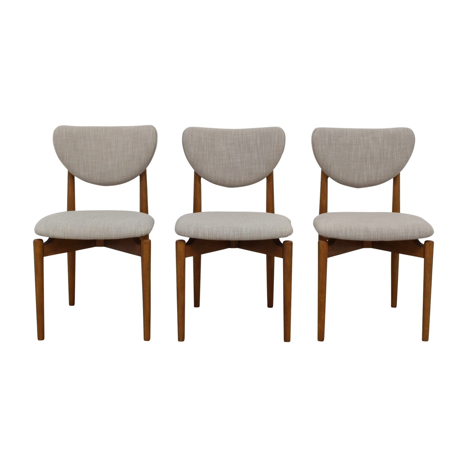 buy West Elm Dane Side Chairs West Elm Dining Chairs