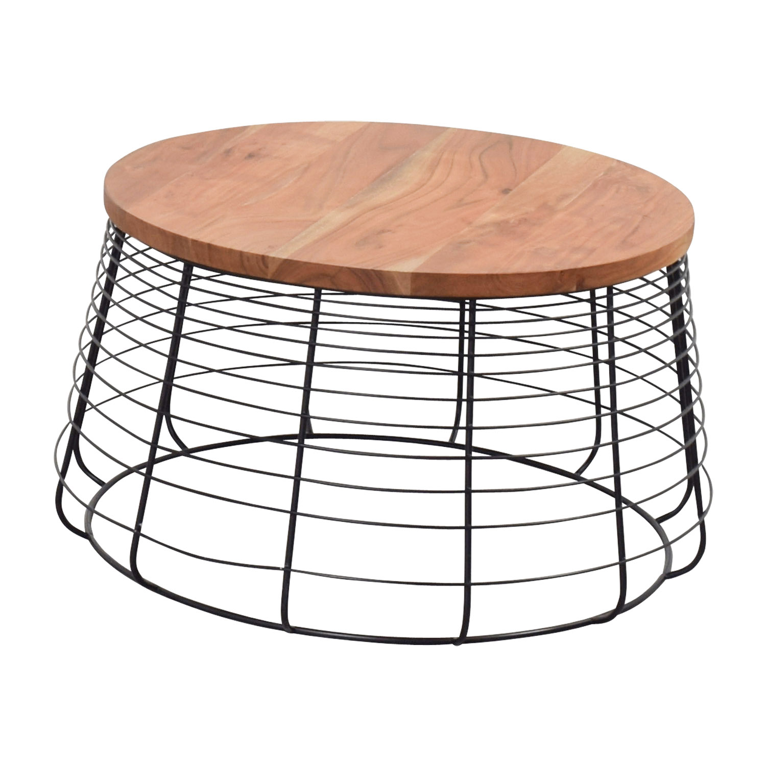 CB2 CB2 Apis Round Coffee Table second hand