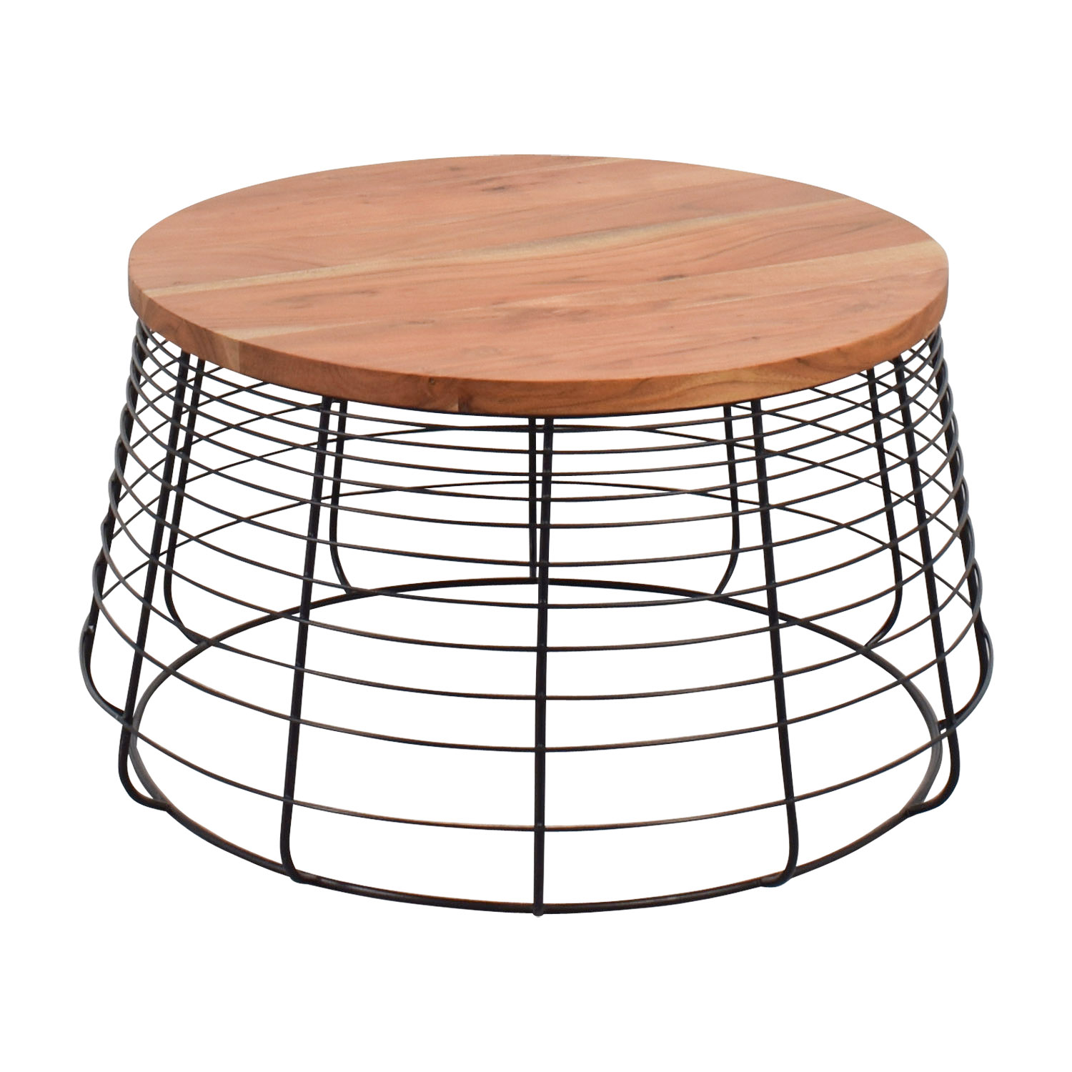 buy CB2 Apis Round Coffee Table CB2 Tables
