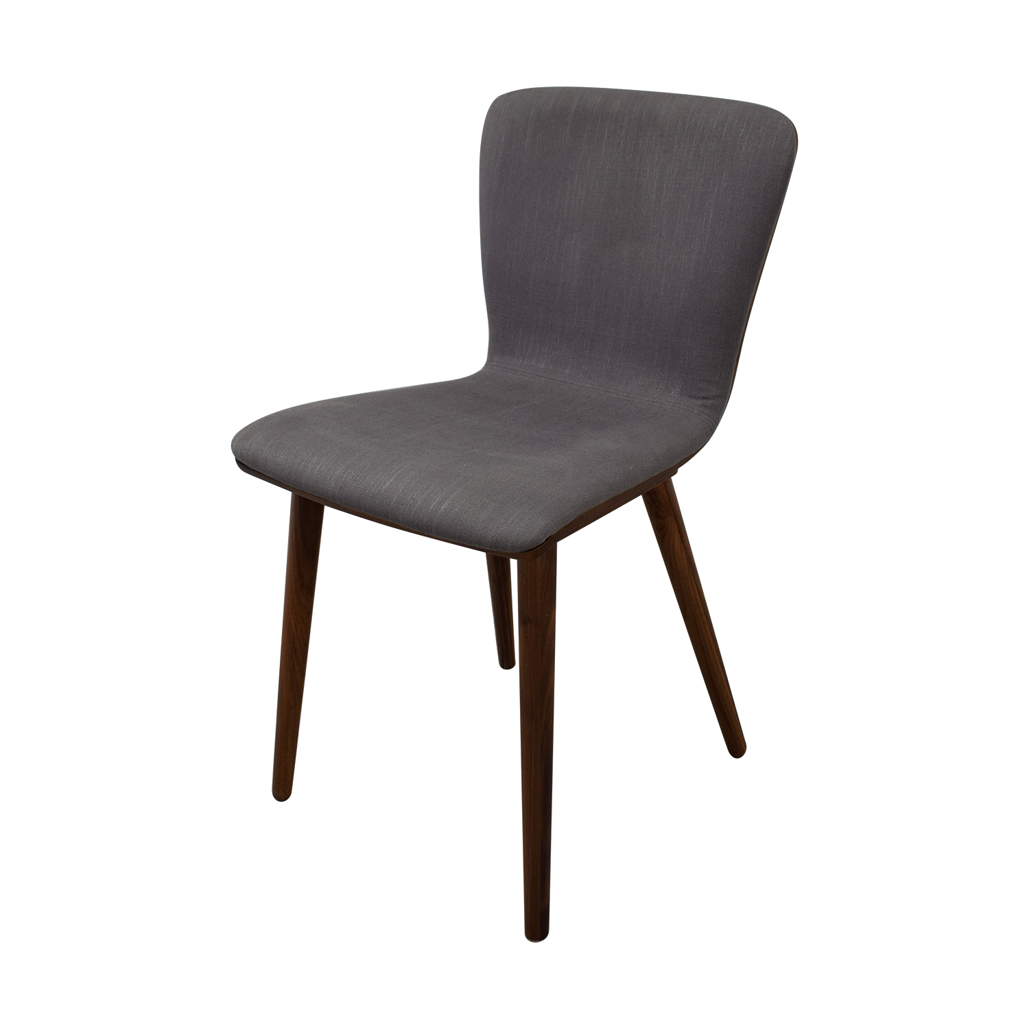 Article Article Sede Thunder Gray Walnut Dining Chairs nj
